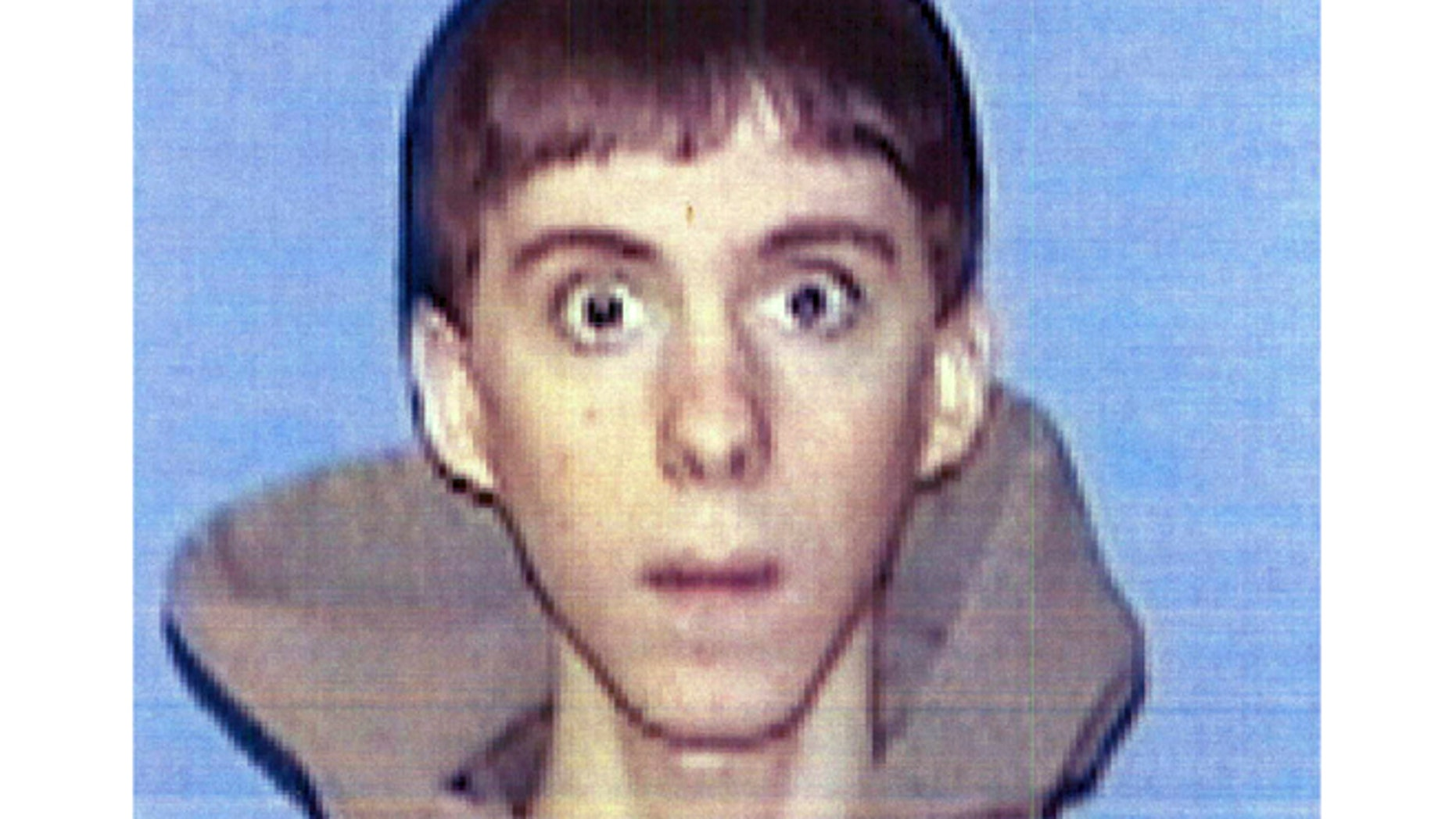 This undated identification photo released Wednesday, April 3, 2013 by Western Connecticut State University in Danbury, Conn., shows former student Adam Lanza, who authorities said opened fire inside the Sandy Hook Elementary School in Newtown, Conn., on Friday, Dec. 14, 2012, killing 26 students and educators.