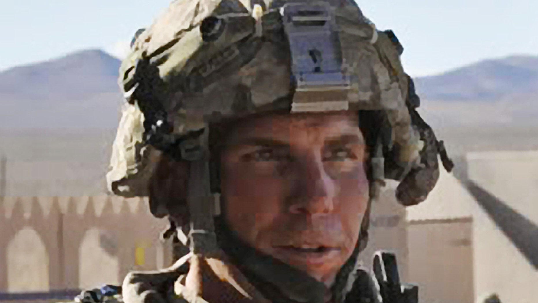 Aug. 23, 2011 - FILE photo of Staff Sgt. Robert Bales, from Defense Video & Imagery Distribution.