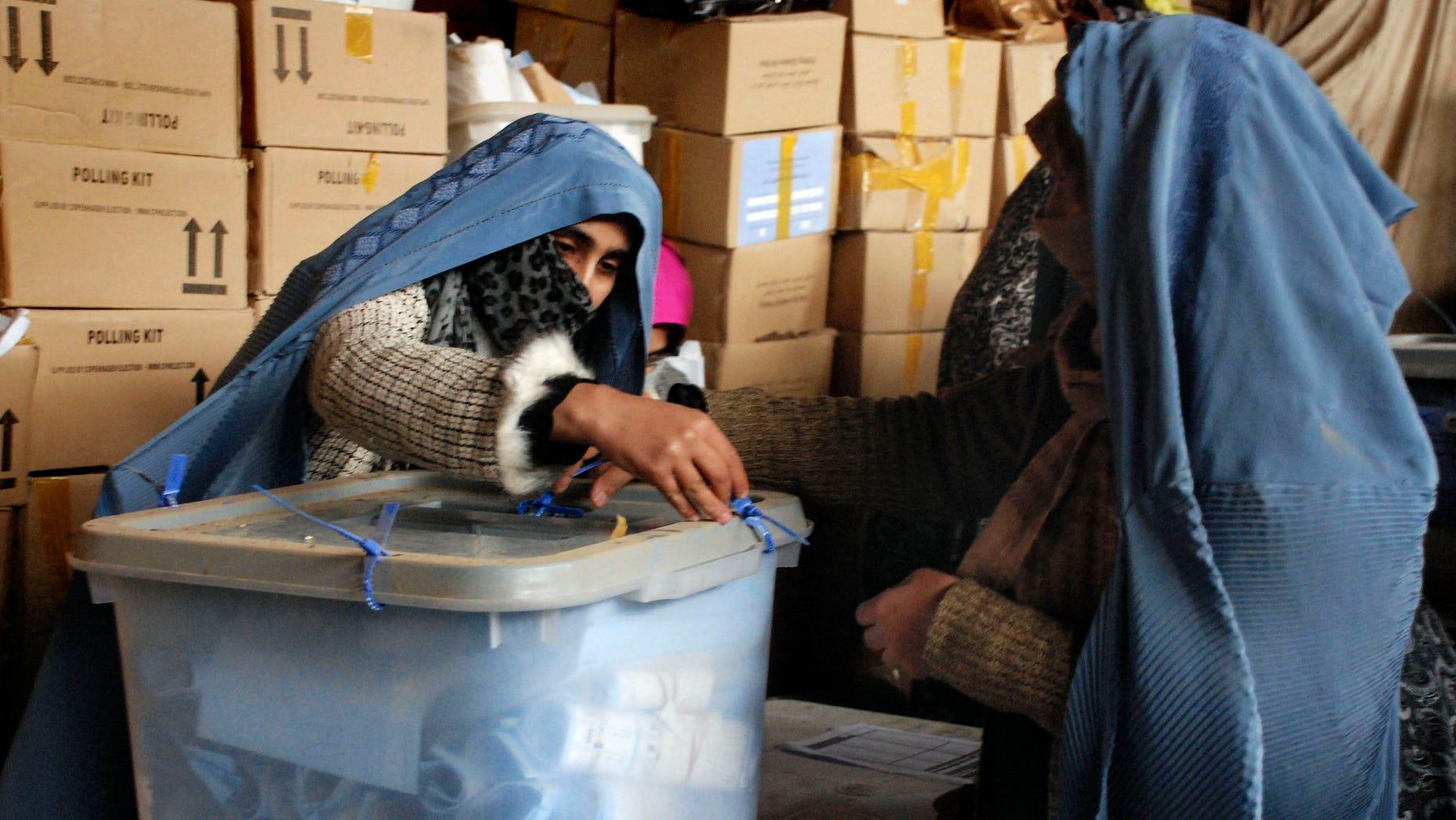 Vote recounts underway in 10 Afghan provinces | Fox News