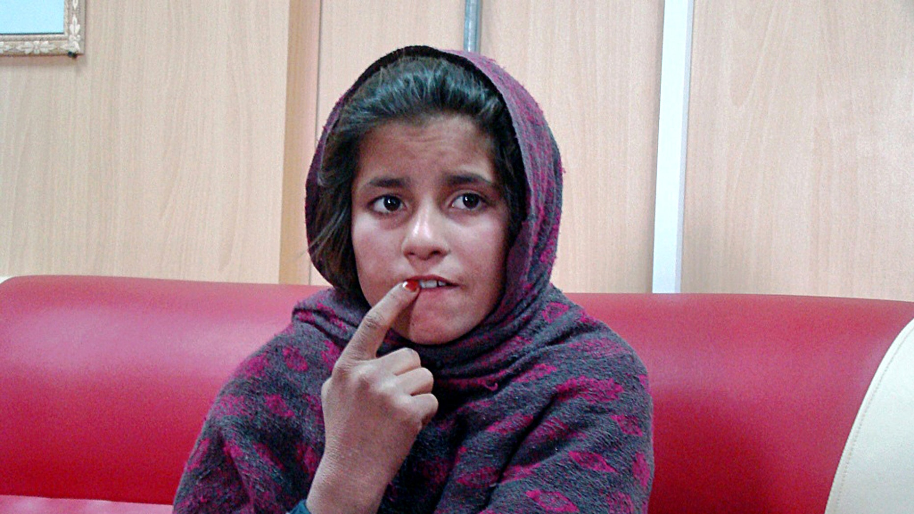 Woman in Lashkar Gah