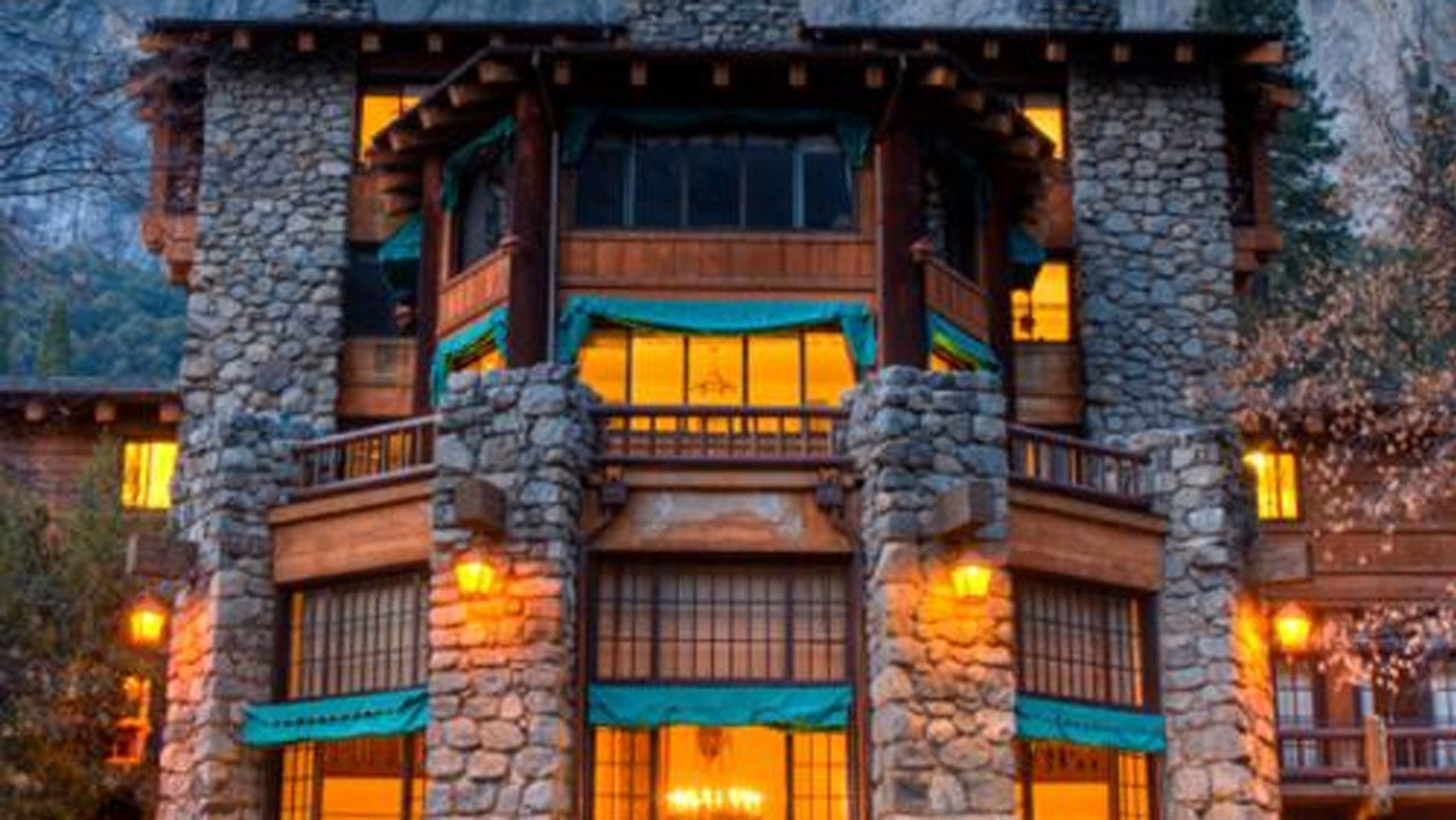 On Tuesday, the historic Ahwahnee Hotel will become the Majestic Yosemite Hotel and Curry Village campground will be named Half Dome Village.