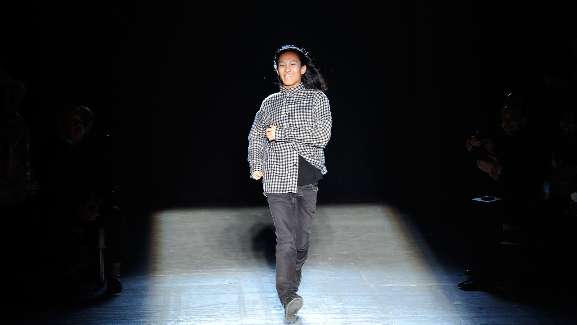 Designer Alexander Wang named new Creative Director for Balenciaga. (Photo by Stefan Gosatti/Getty Images)