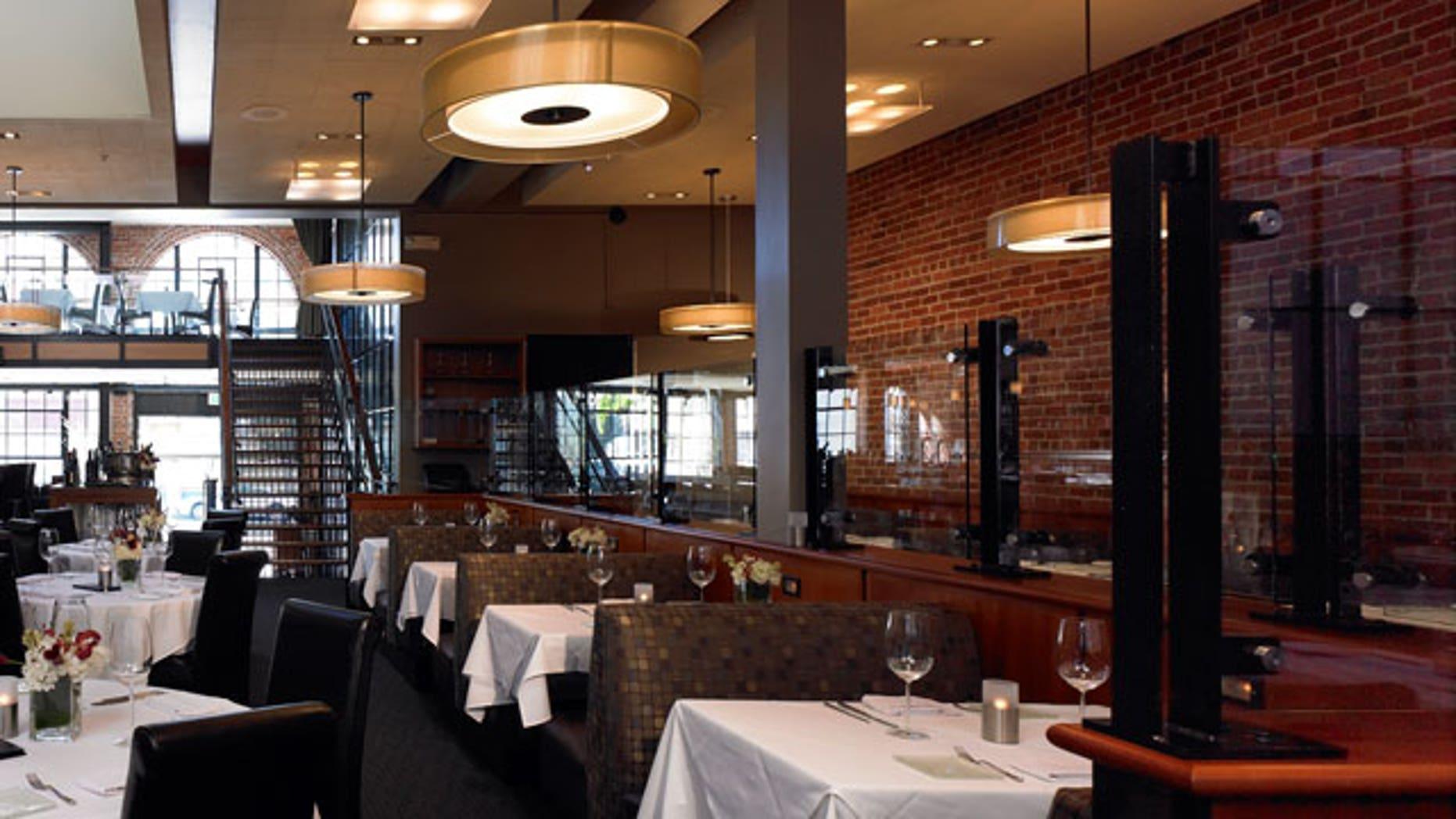 VENUE: Alexander's Steakhouse