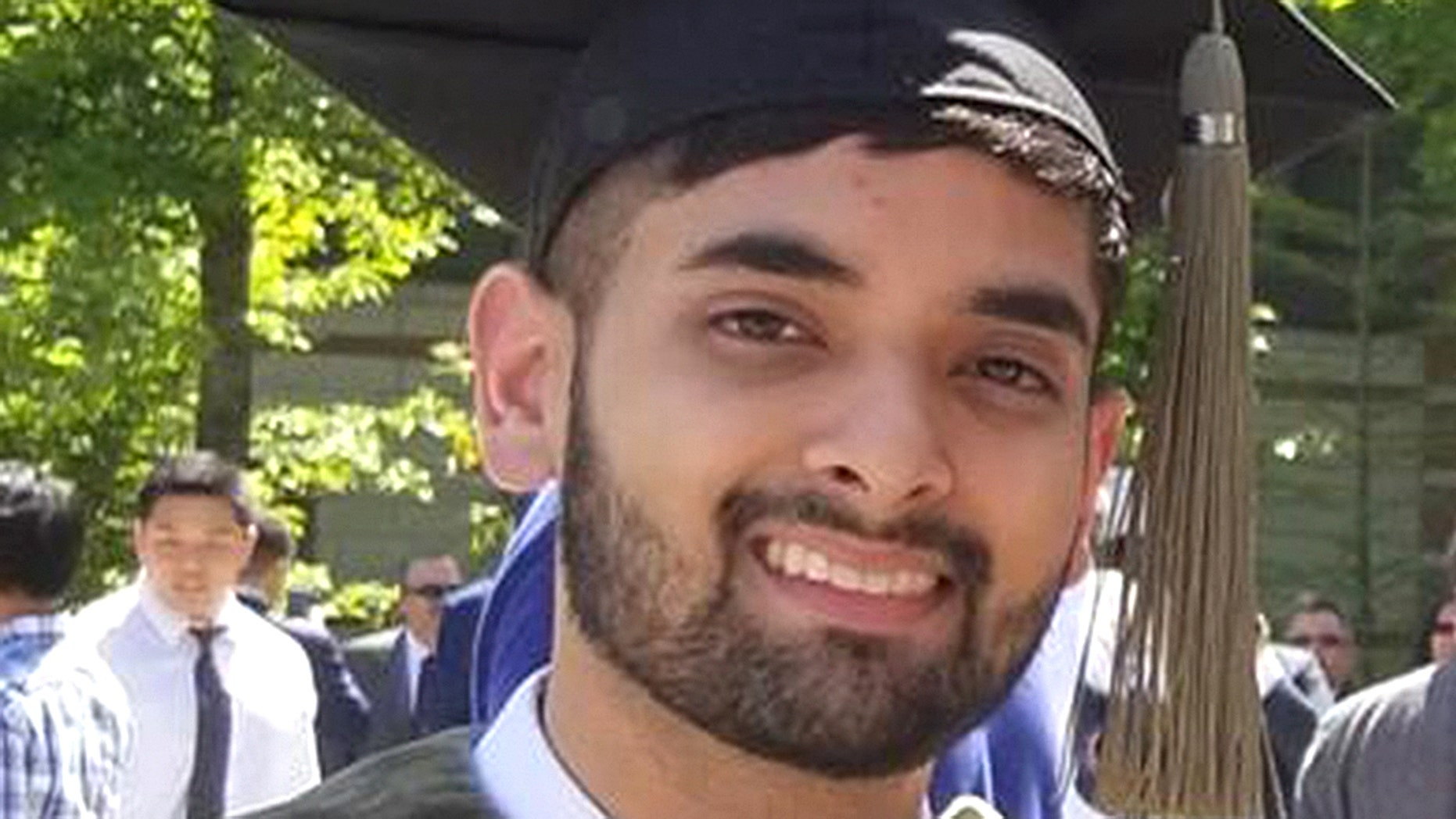 The body pulled from Lake Carlton was identified as Alvin Ahmed, 25, who police said staged his suicide to appear like he was murdered.