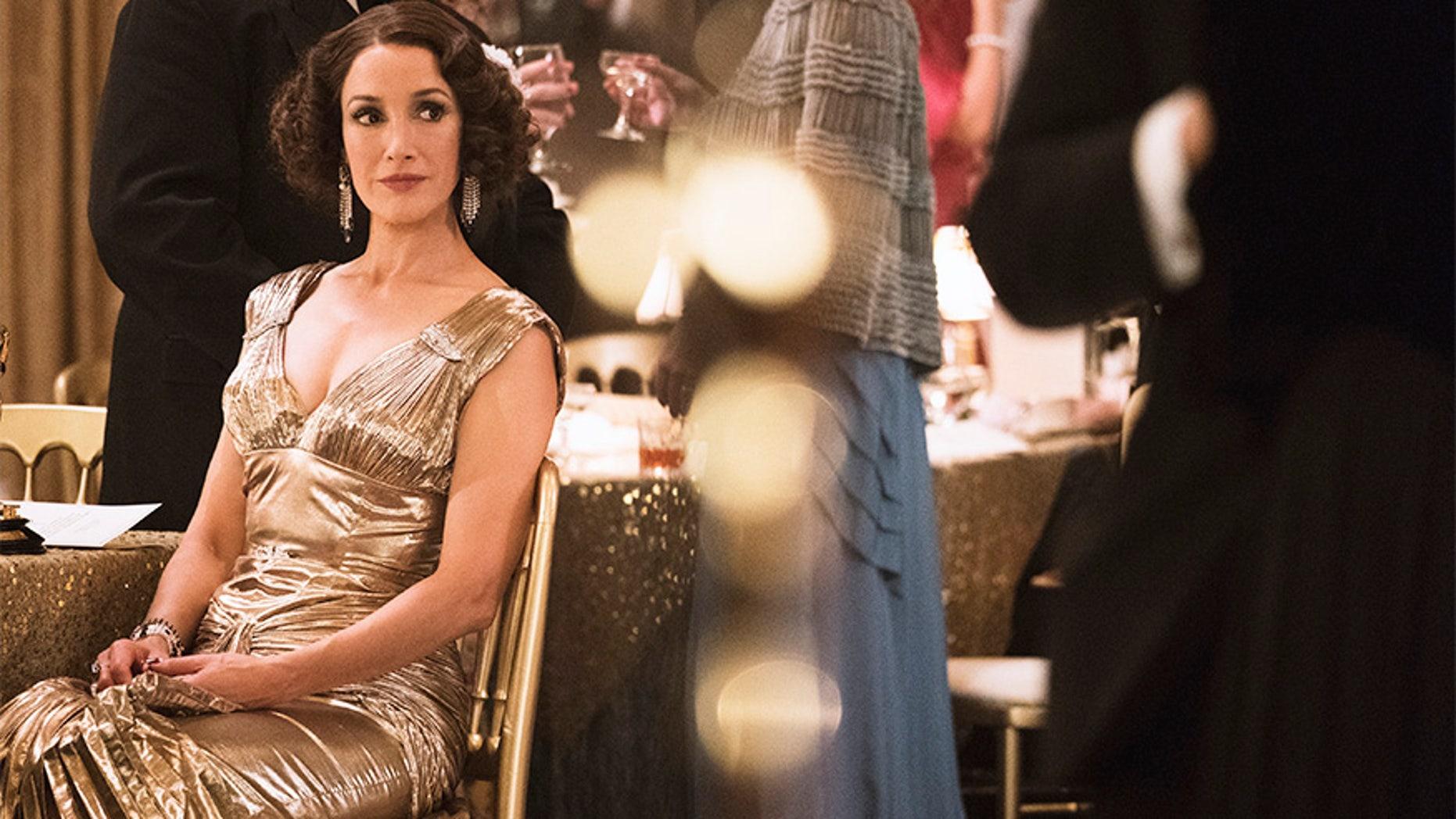 "Jennifer Beals as Margo Taft in ""The Last Tycoon."""