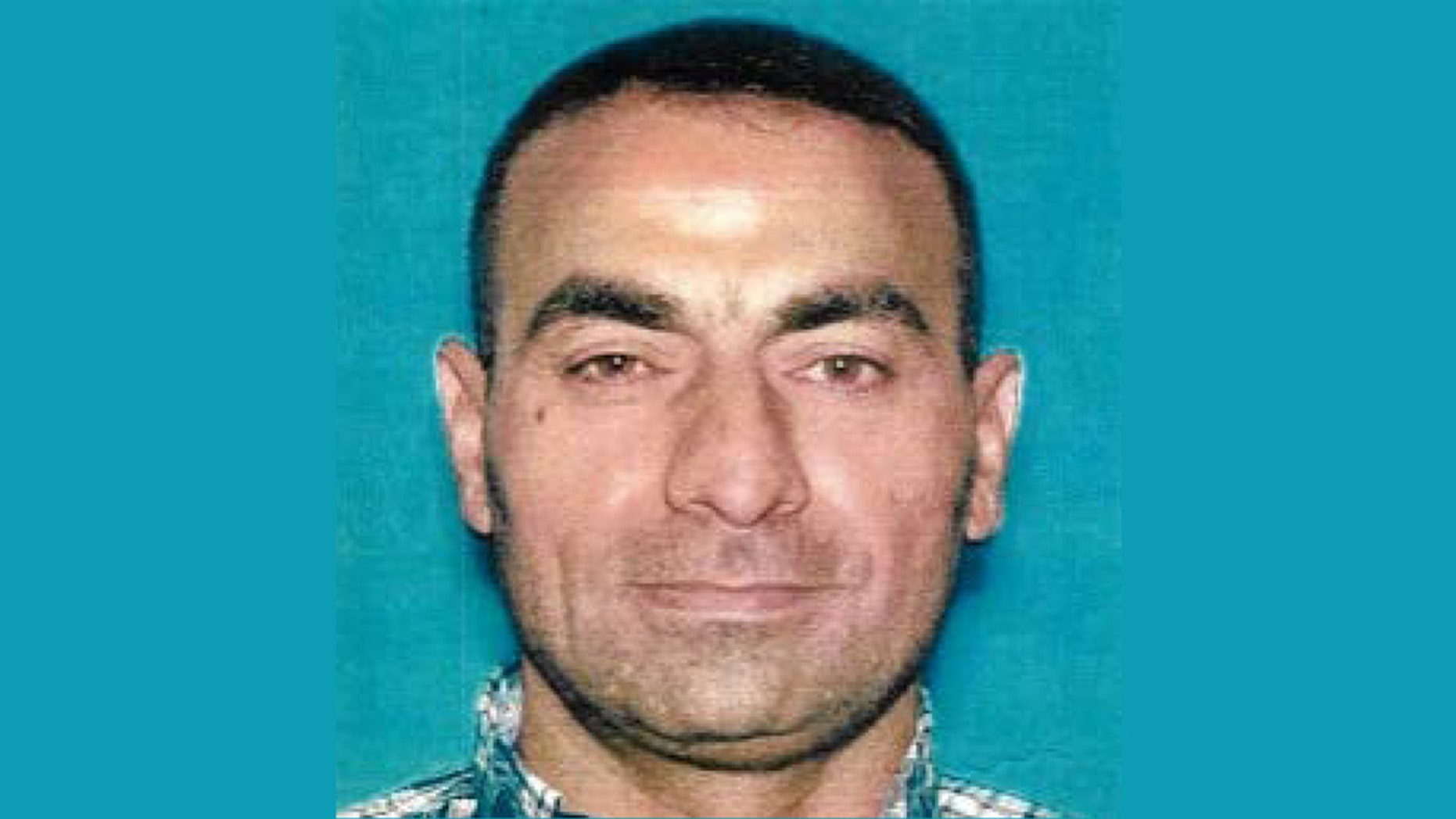 An alleged member of ISIS was apprehended in northern California on Wednesday after being accused in the 2014 murder of a police officer in Iraq, officials announced.
