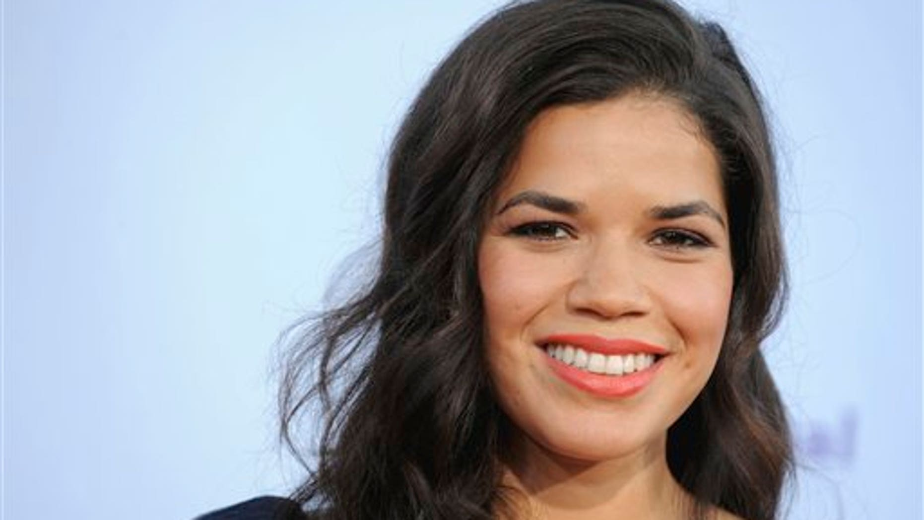 America Ferrera will participate at Social Good Summit with former co-star Alexis Bledel. (AP)