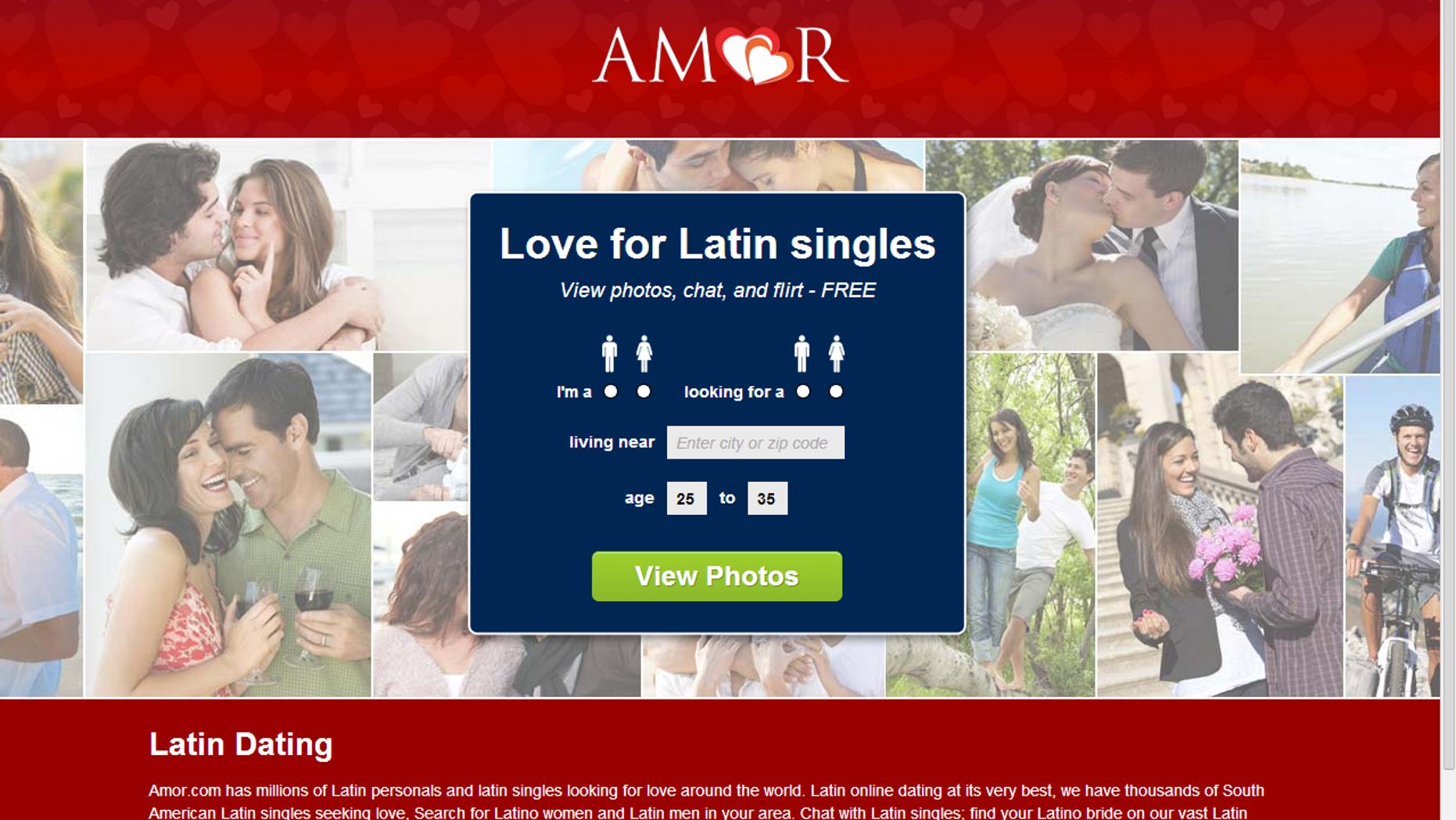 Ethnic dating sites
