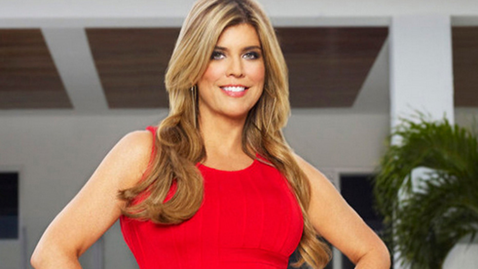 "Ana Quincoces in a promo shot for season 2 of ""The Real Housewives of Miami."""