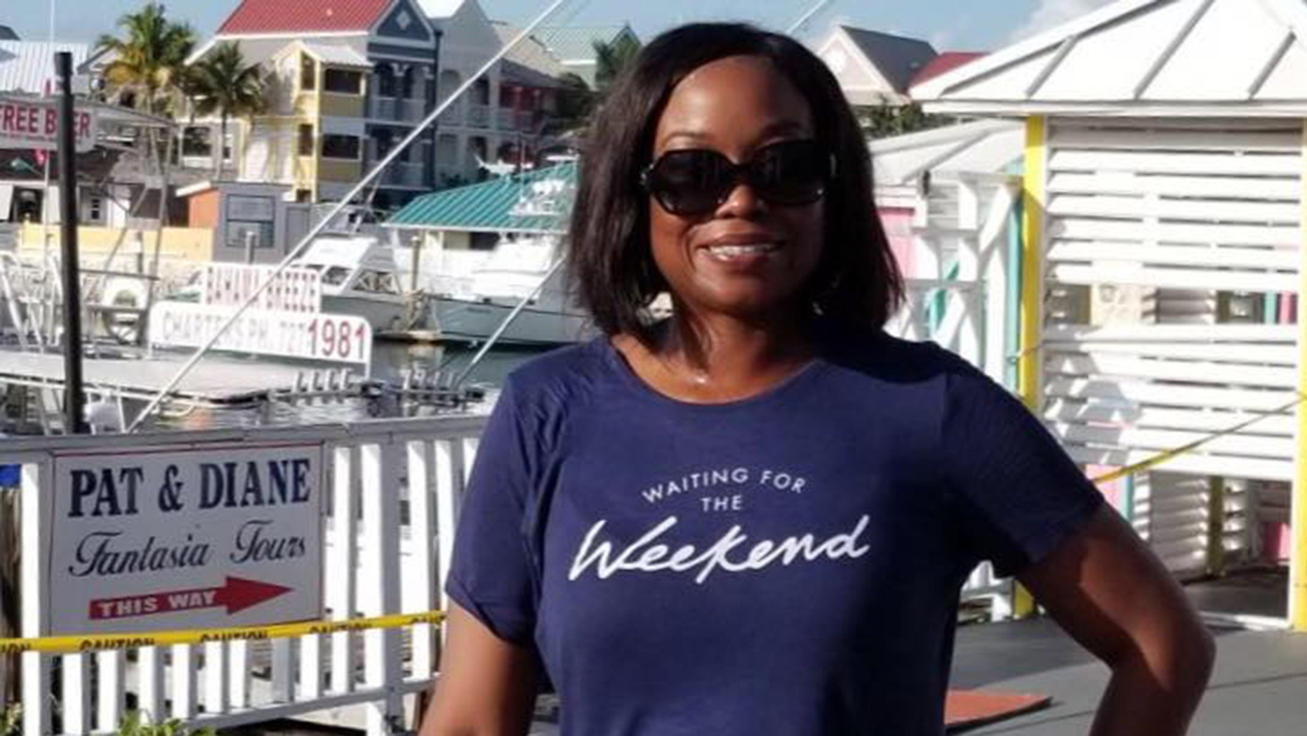 Family members identified Andrea Washington as the woman found dead in her Florida home on Monday.
