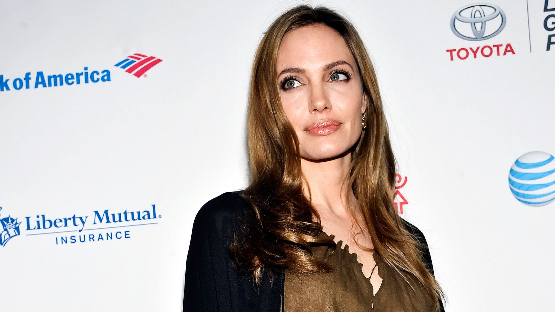 NEW YORK, NY - APRIL 04:  Actress Angelina Jolie attends the Women in the World Summit 2013 on April 4, 2013 in New York, United States.  (Photo by Daniel Zuchnik/Getty Images)