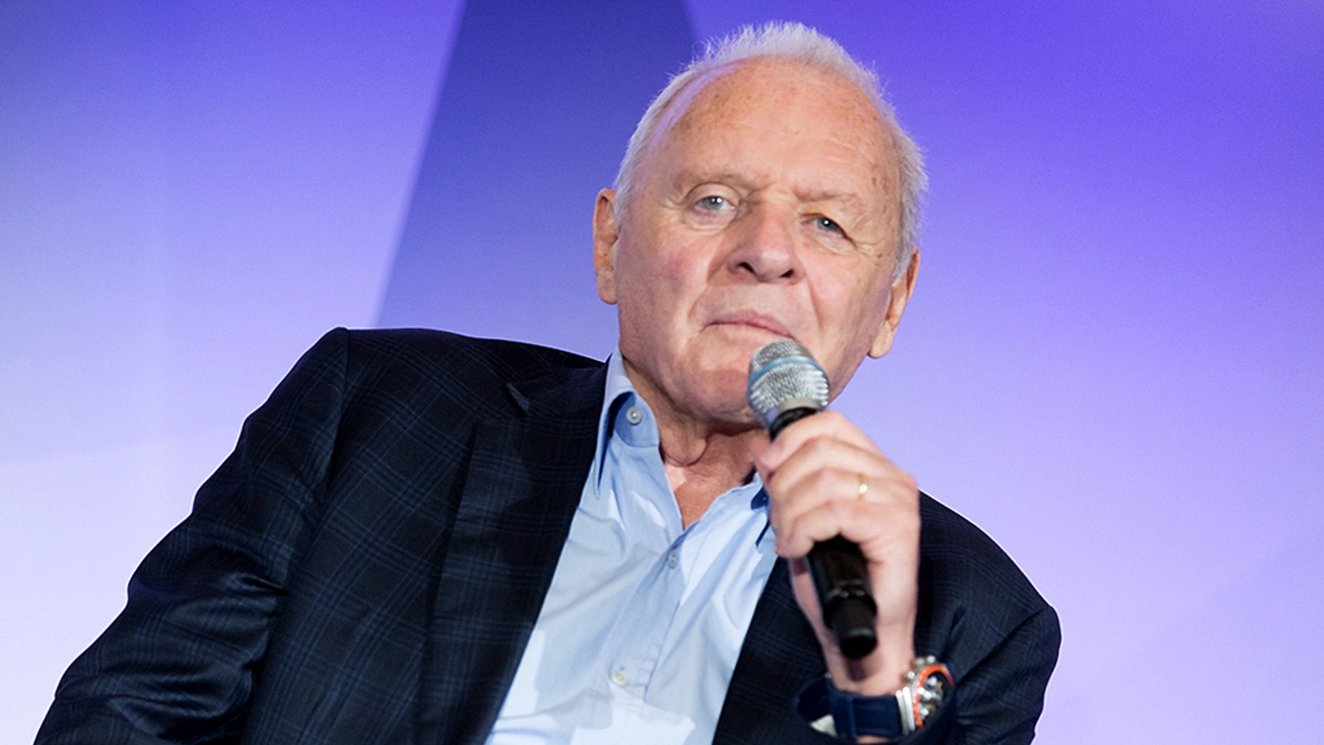 Sir Anthony Hopkins opened up about his battle with alcoholism and how he was difficult to work with when he was hungover.