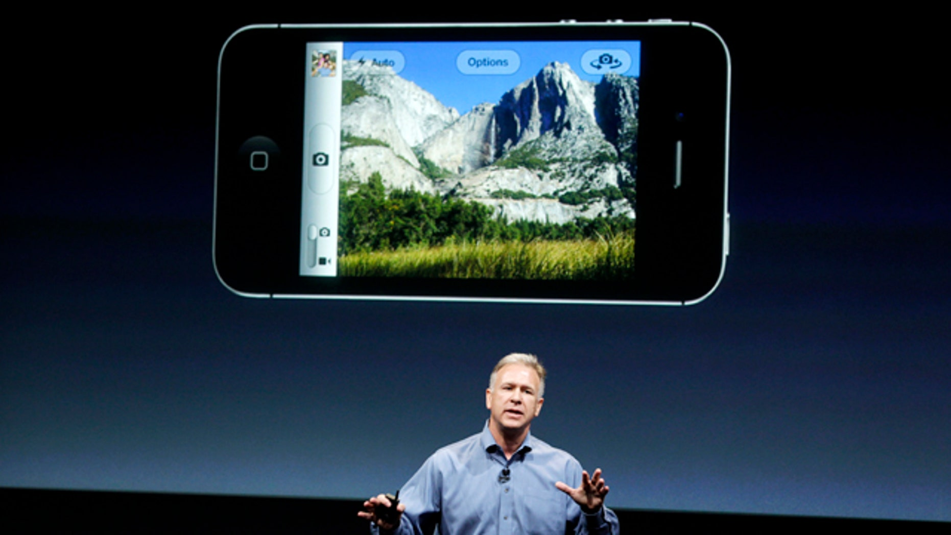 The iPhone 4S is the must-have gadget this holiday season.