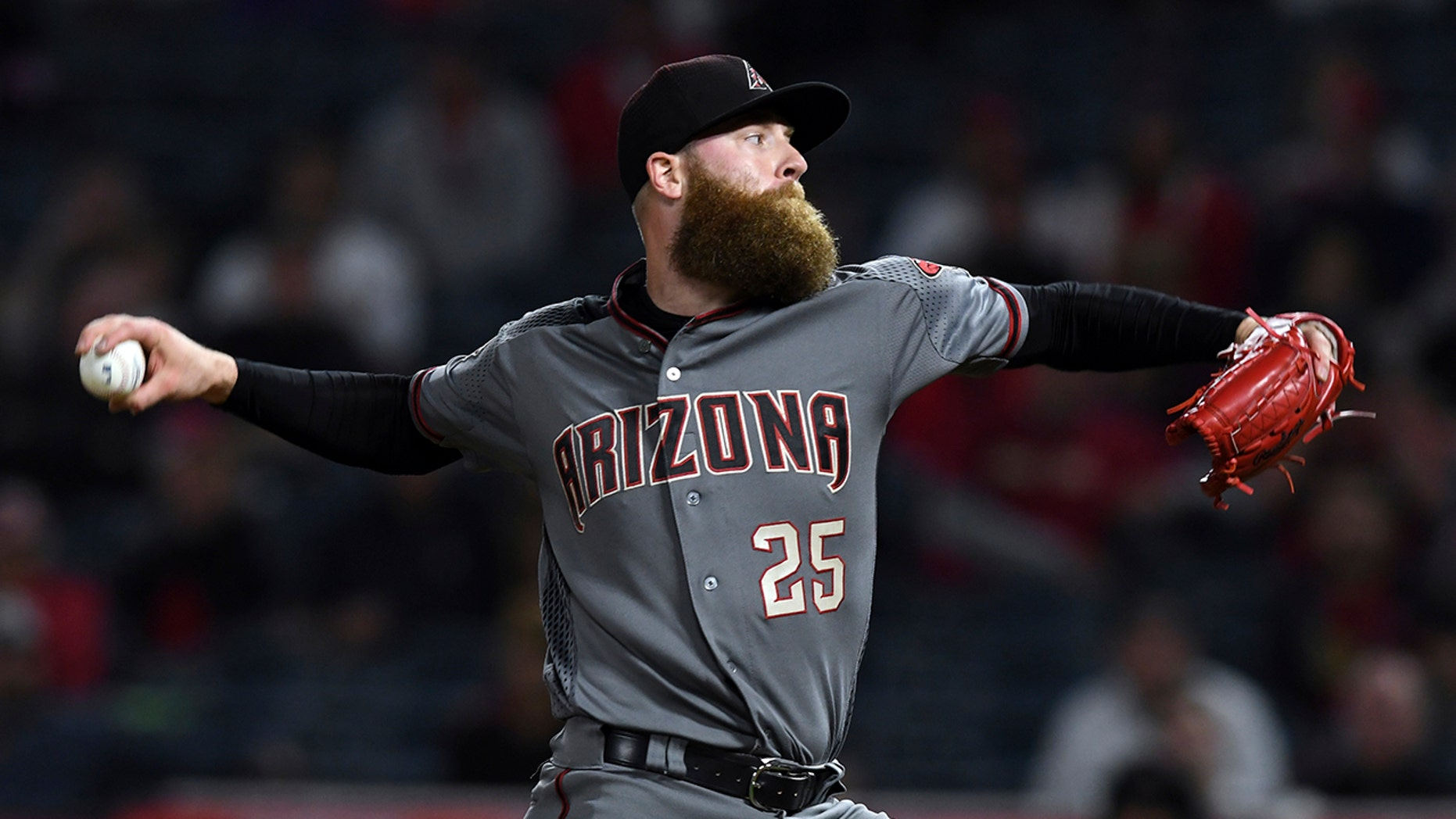 Archie Bradley revealed an embarrassing moment he had this season.