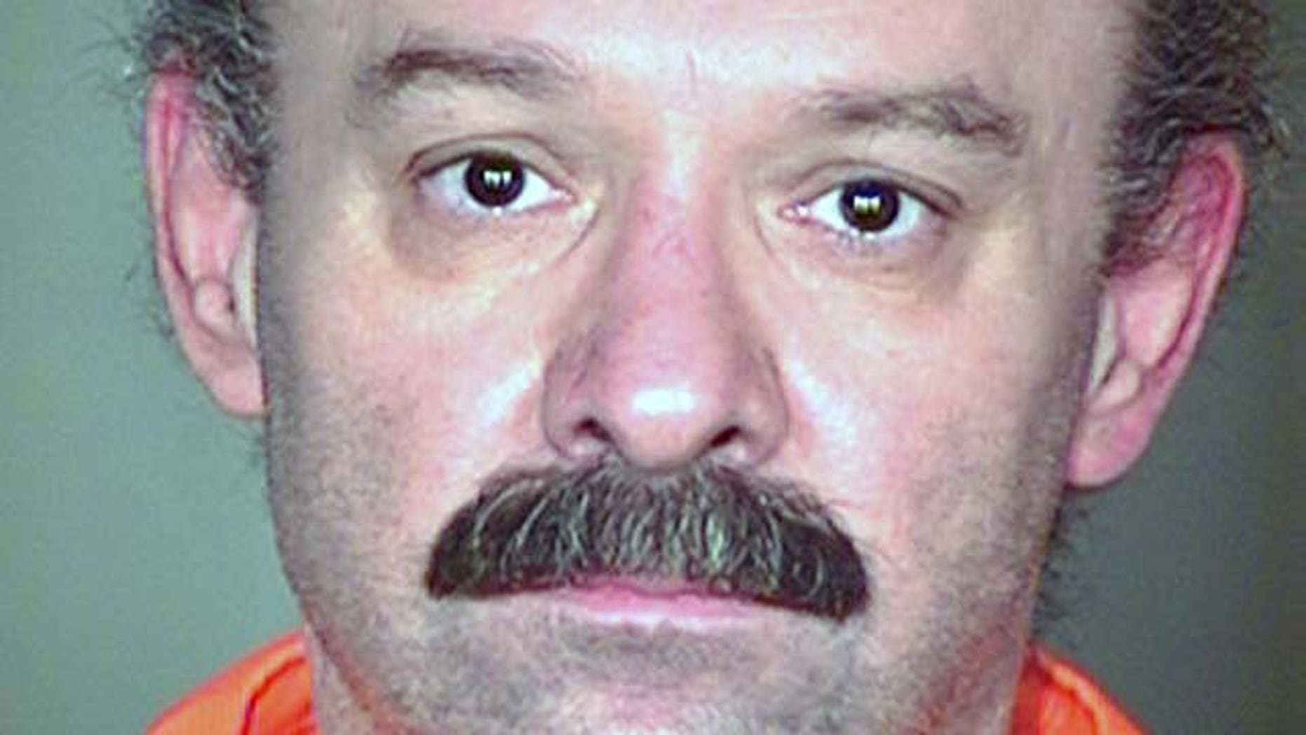 This undated photo provided by the Arizona Department of Corrections shows inmate Joseph Rudolph Wood. (AP Photo/Arizona Department of Corrections)