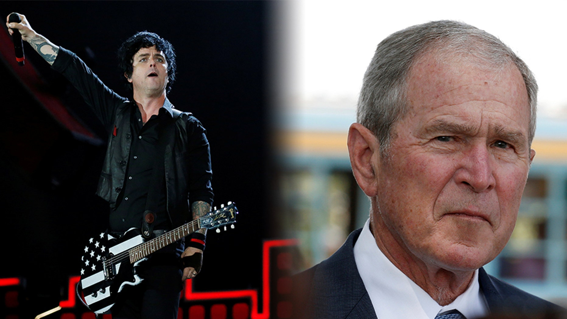 """The Washington Post cited a satirical website that claimed the Green Day song """"American Idiot"""" was about President George W. Bush."""