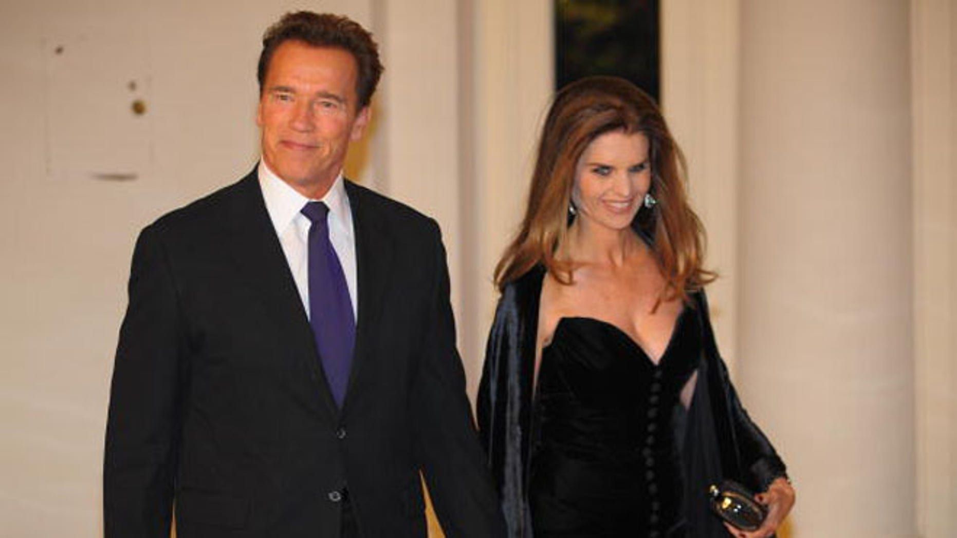 In new tell-all Schwarzenegger describes how his wife Maria Shriver confronted him about his Latin love child.