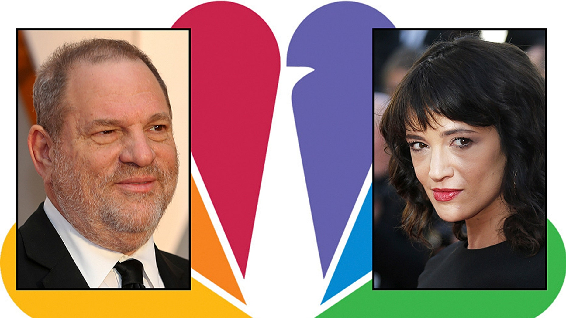 Harvey Weinstein has been accused of sexual assault by numerous women including Asia Argento, who asked why NBC News shut down the story.