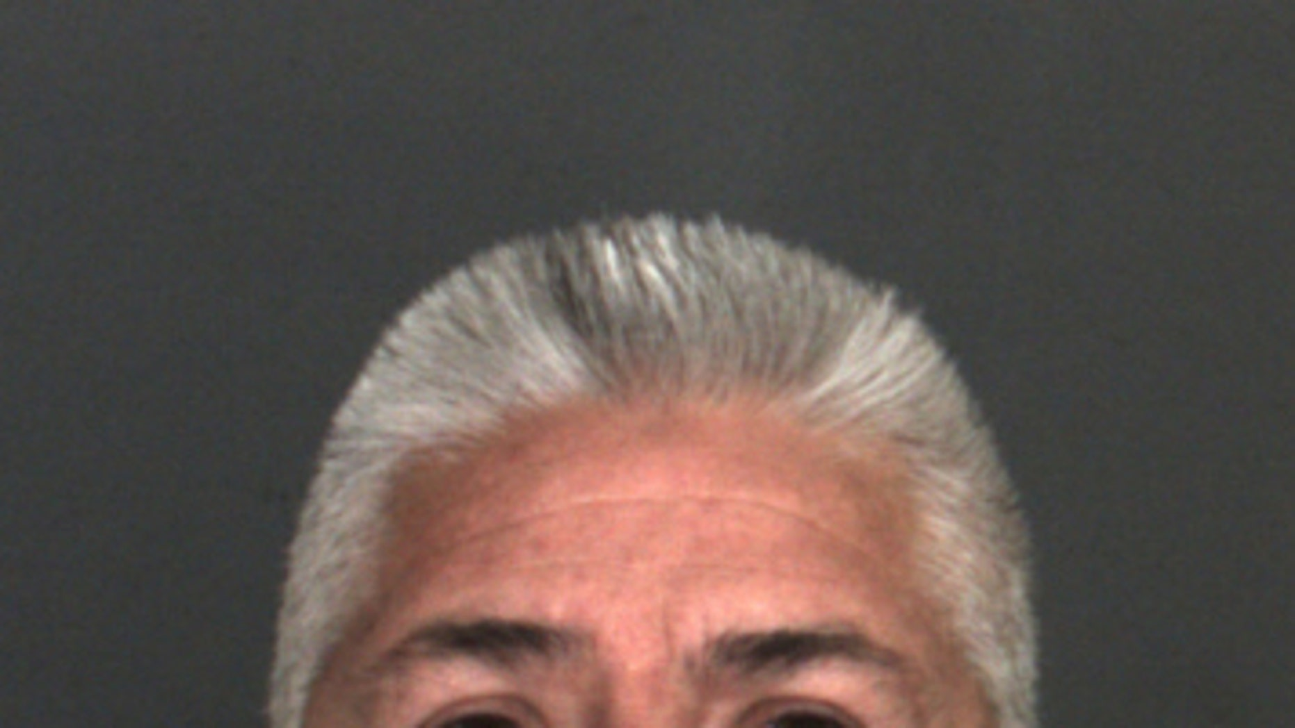 William Hernandez, 51, in a booking photo released by the San Bernardino County Sheriff's Department.