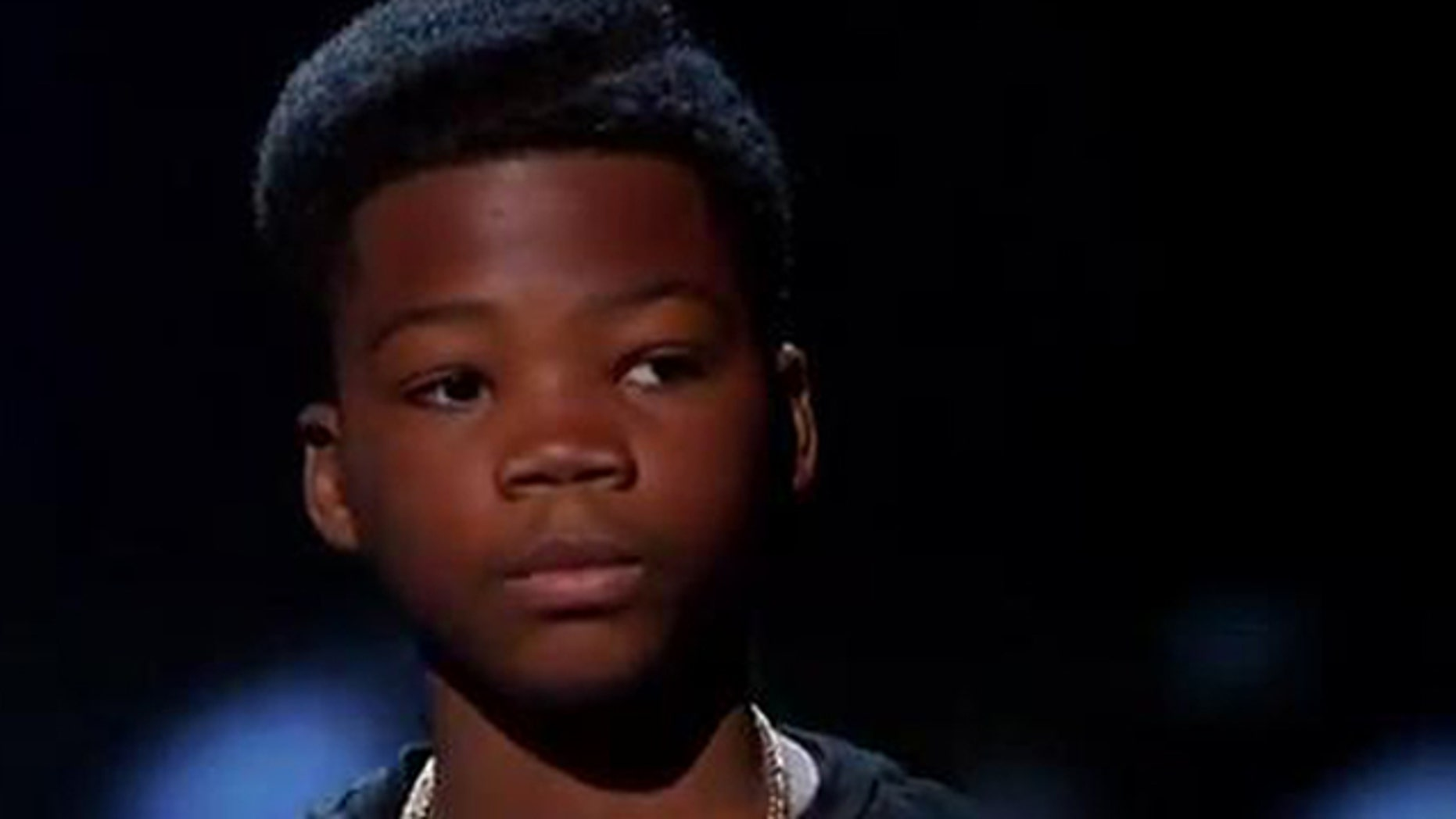 Dec. 1, 2011: Astro learns he has been eliminated off the X Factor Thursday night.