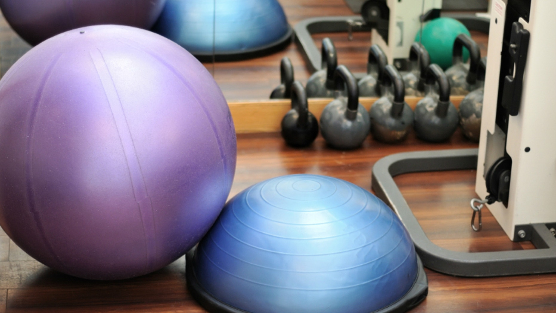 Is your home gym making you sick fox news