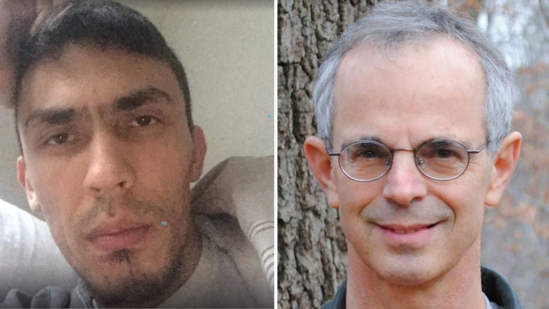 Mirzo Atadzhanov, 28, of Brooklyn, entered a plea of not guilty for murder and burglary charges in the May 7 death of Jeremy Safran, 66, a professor of psychology at The New School for Social Research as well as New York University's Postdoctoral Program in Psychotherapy & Psychoanalysis. (Google Plus / Facebook)
