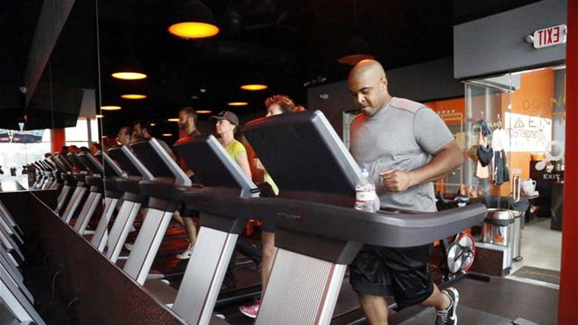 Exercise after mental exertion could keep you from overeating.