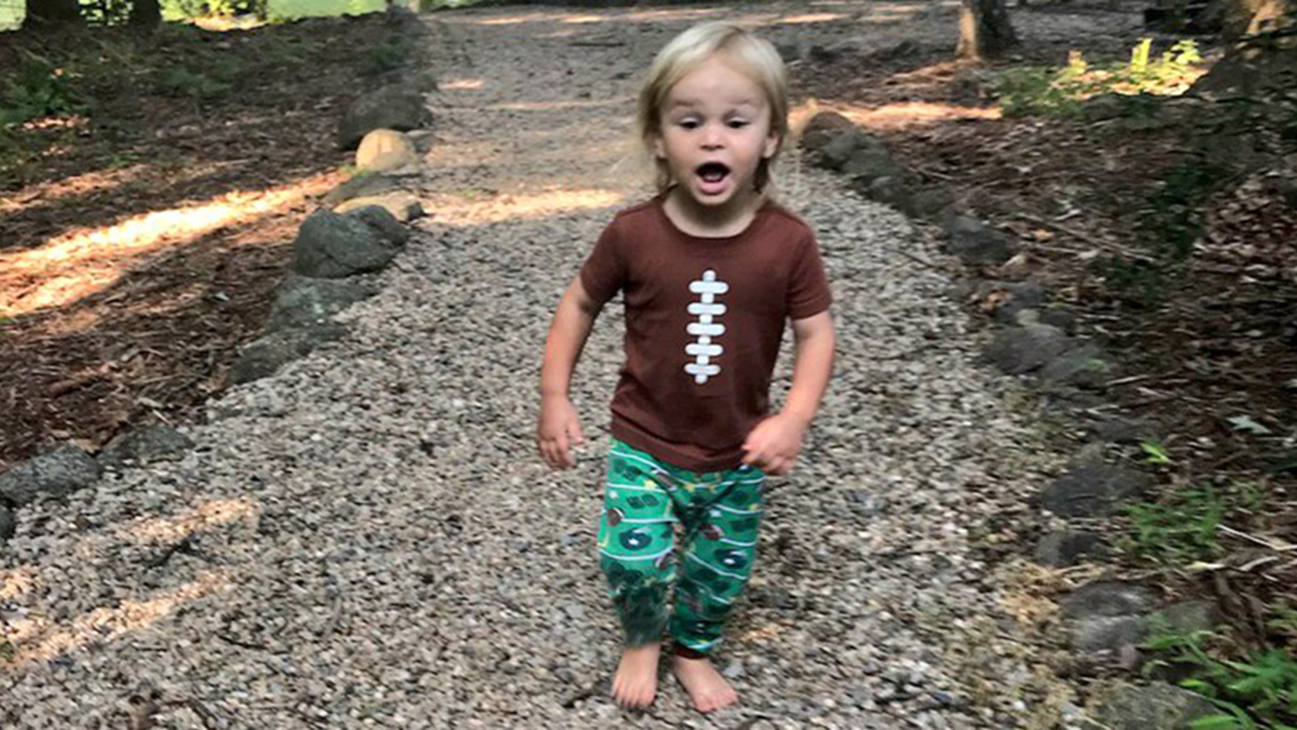 The body of two-year-old August Farley was found Thursday afternoon in a Virginia reservoir.