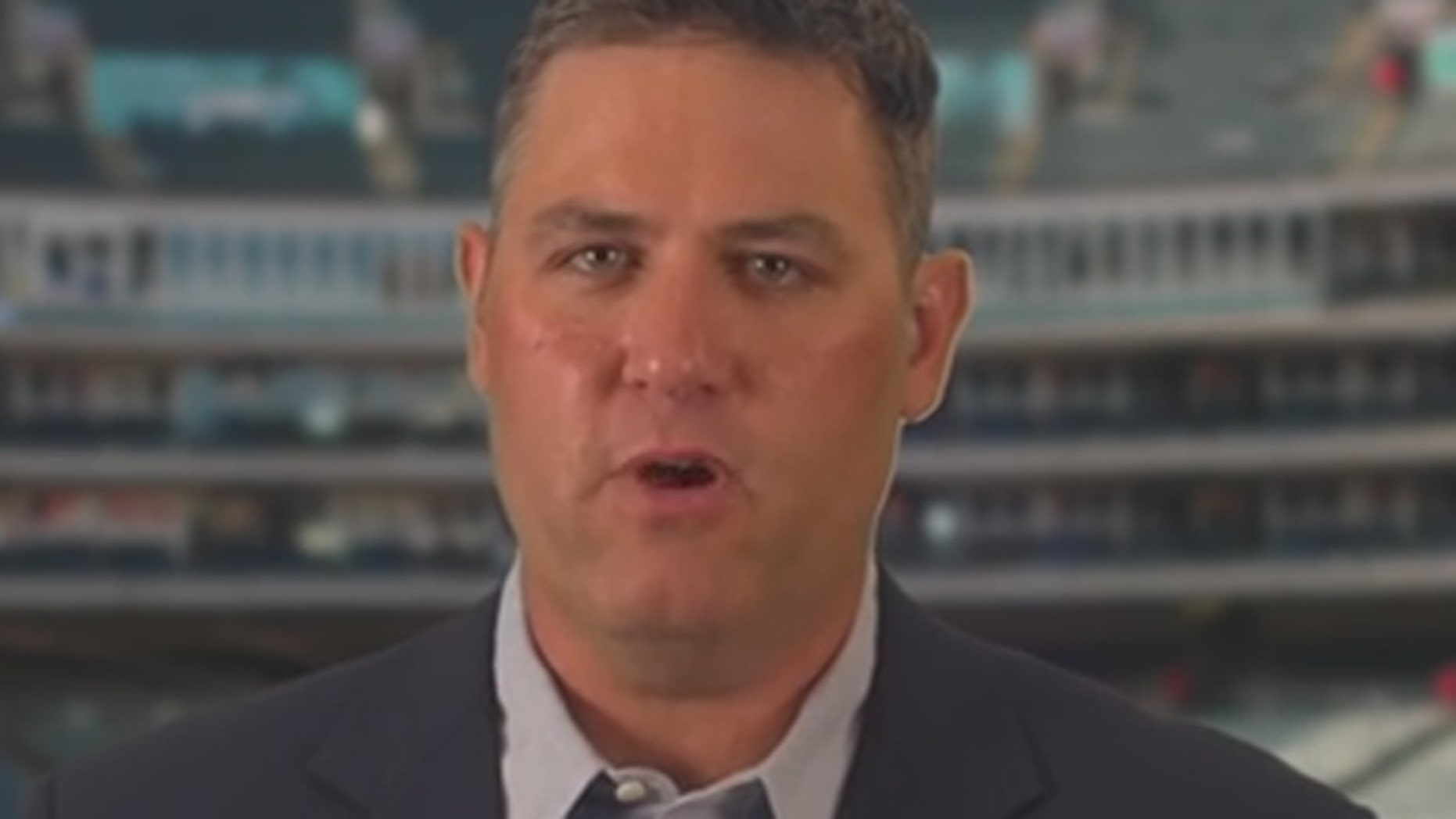 Former MLB star Lance Berkman filmed an ad for a group opposed to a proposed Houston anti-discrimination law.
