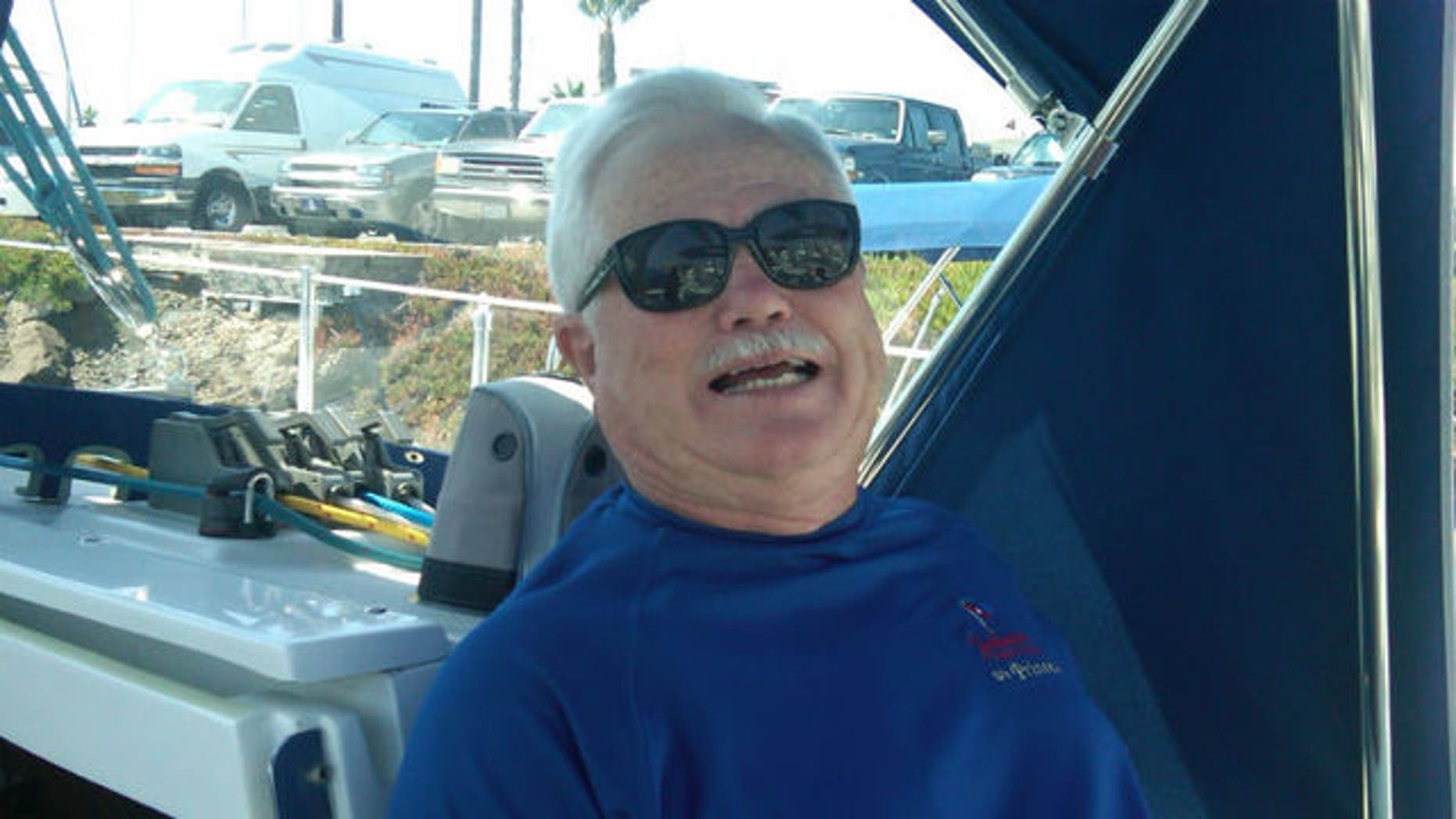Richard Byhre, 76, was reported missing Feb. 20, 2015, by his wife of 34 years.