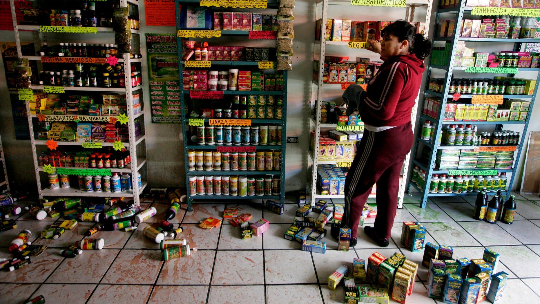 A 6.2 magnitude impacts the Californian coast and La Paz.