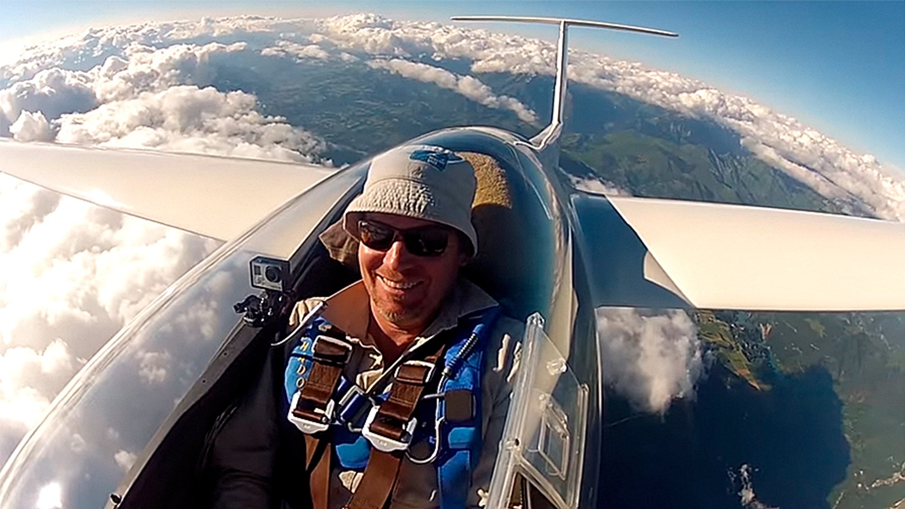 """Matt Wright, also know as """"Balleka"""" to his YouTube followers, died in a tragic glider accident in Dec. 2016."""
