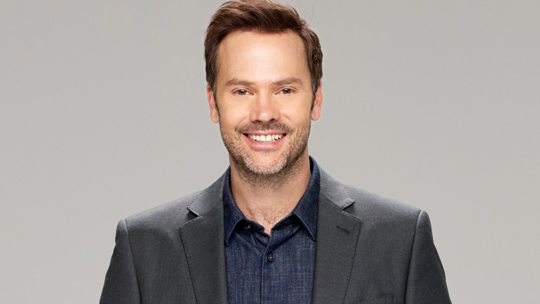 "Former ""7th Heaven"" actor Barry Watson now stars in a new series titled ""Date My Dad."""