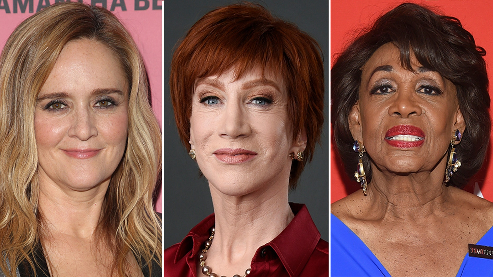 Several Hollywood celebrities and Democratic lawmakers were the face of a scathing new GOP ad released on Tuesday.