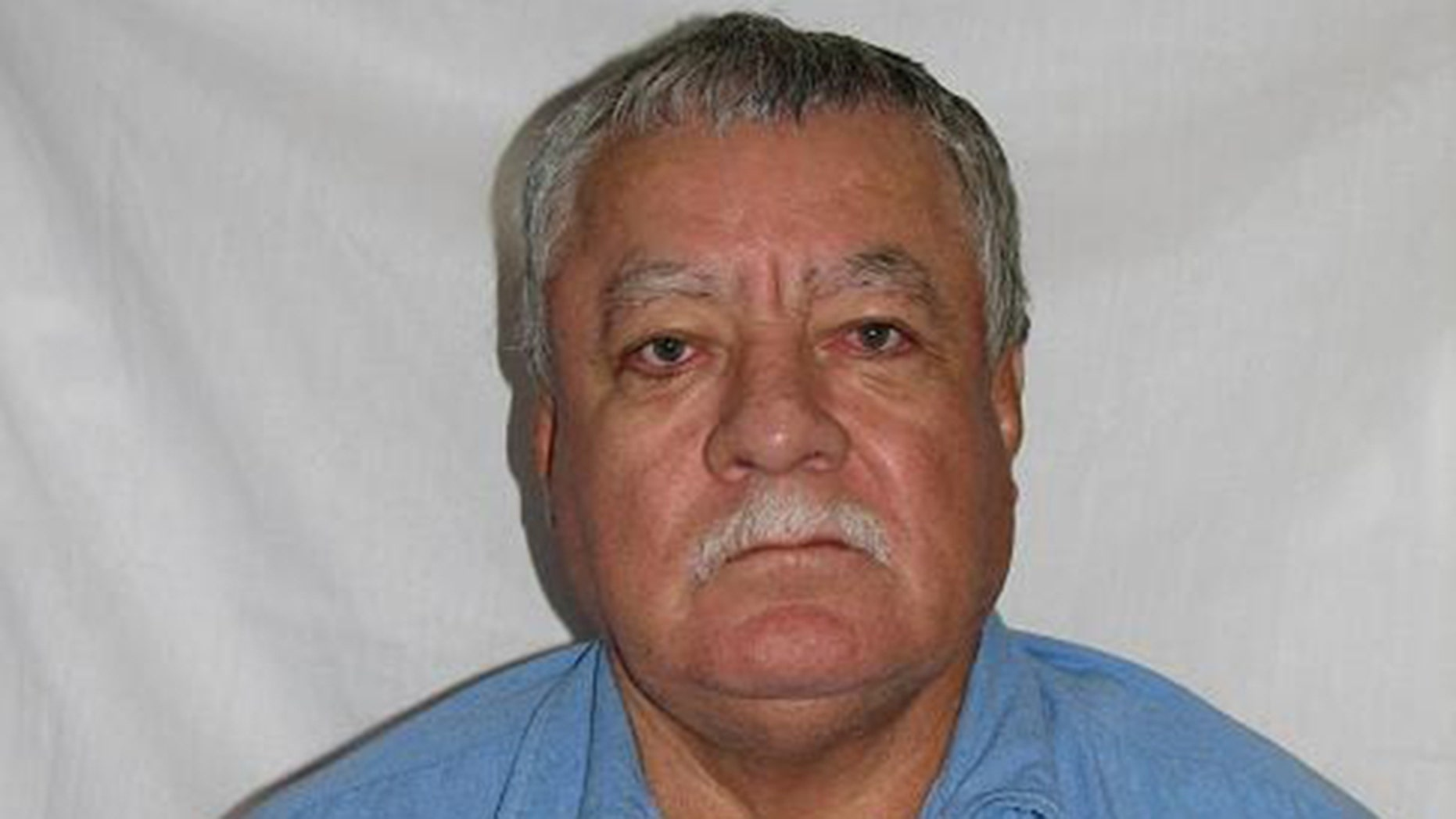Vincente Benavides, 68, was released Thursday after spending nearly 25 years on death row after he was convicted of raping and murdering a toddler.