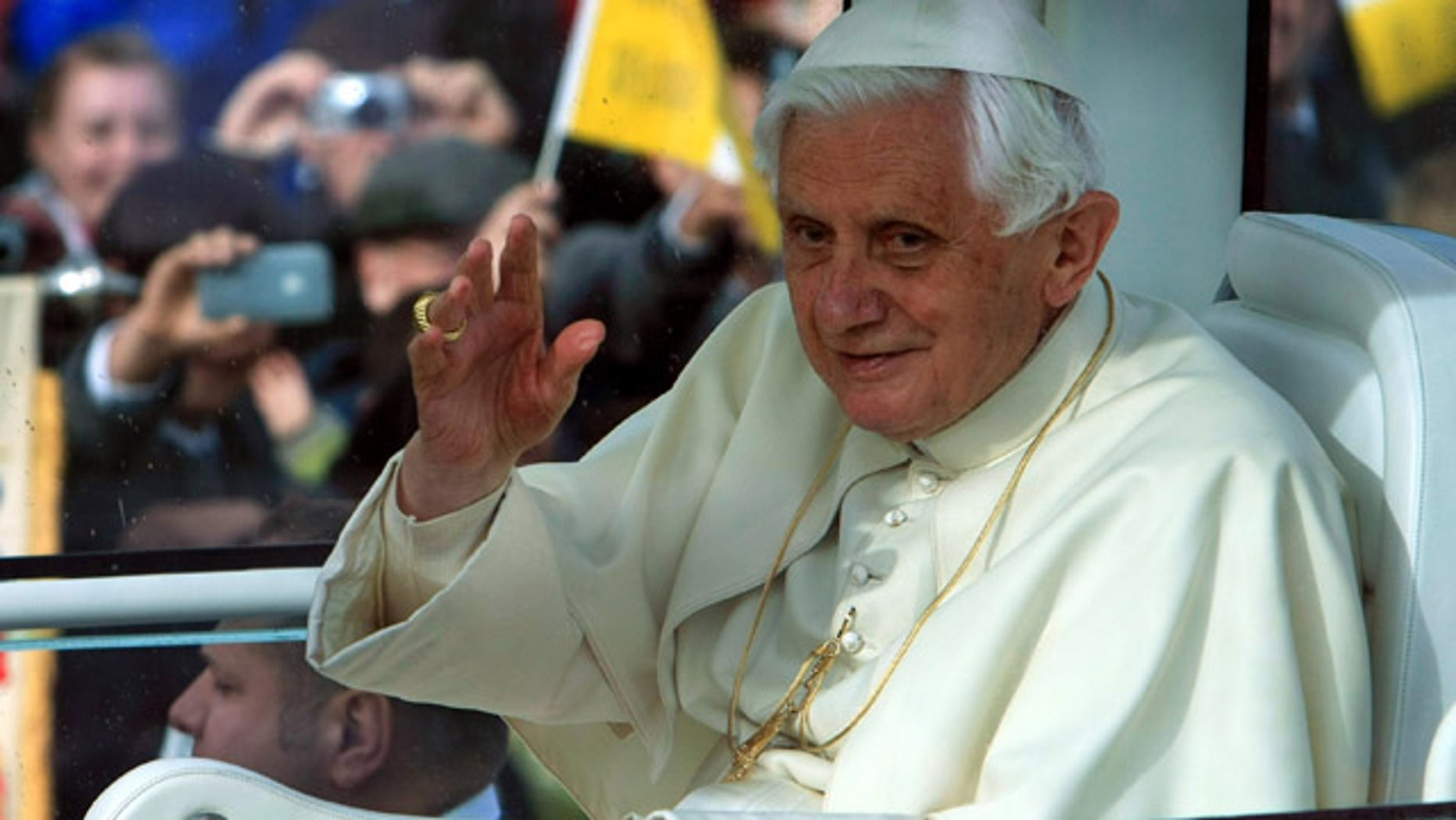 Sept. 19: Pope Benedict XVI wrapped up his visit to Britain by marking the 70th anniversary of the Battle of Britain with a very personal reflection on the evil of the Nazi regime and praise for those who 'courageously' resisted it.