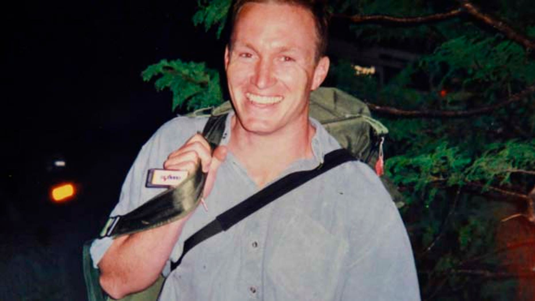 This undated file photo provided by Mark and Kate Quigley shows Glen Doherty, who died in an attack on the U.S. Consulate in Benghazi, Libya on Sept. 12, 2012.