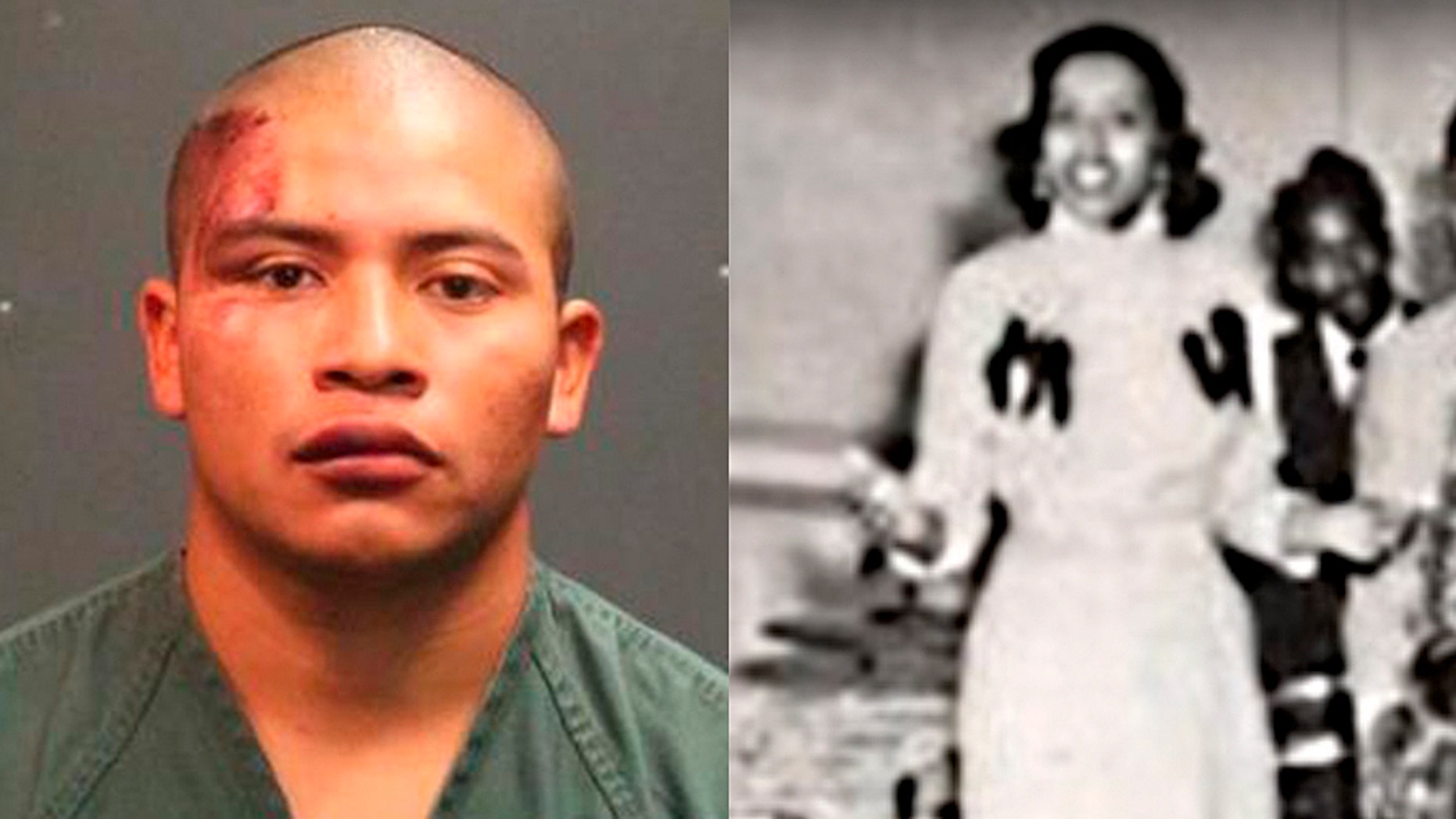 Rosendo Xo Pec, left, was charged Wednesday with murder with special circumstances and could face the death penalty after prosecutors said he killed former 1960s soul singer Betty Jane Willis during an attempted rape on New Year's Day.