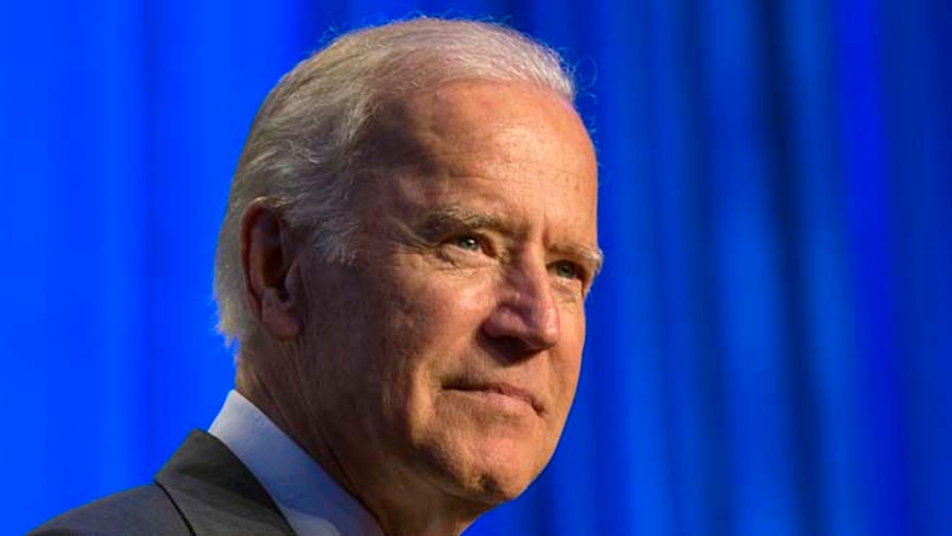 July 16, 2015: Vice President Joe Biden speaks at Generation Progressâs 10th Annual Make Progress National Summit.