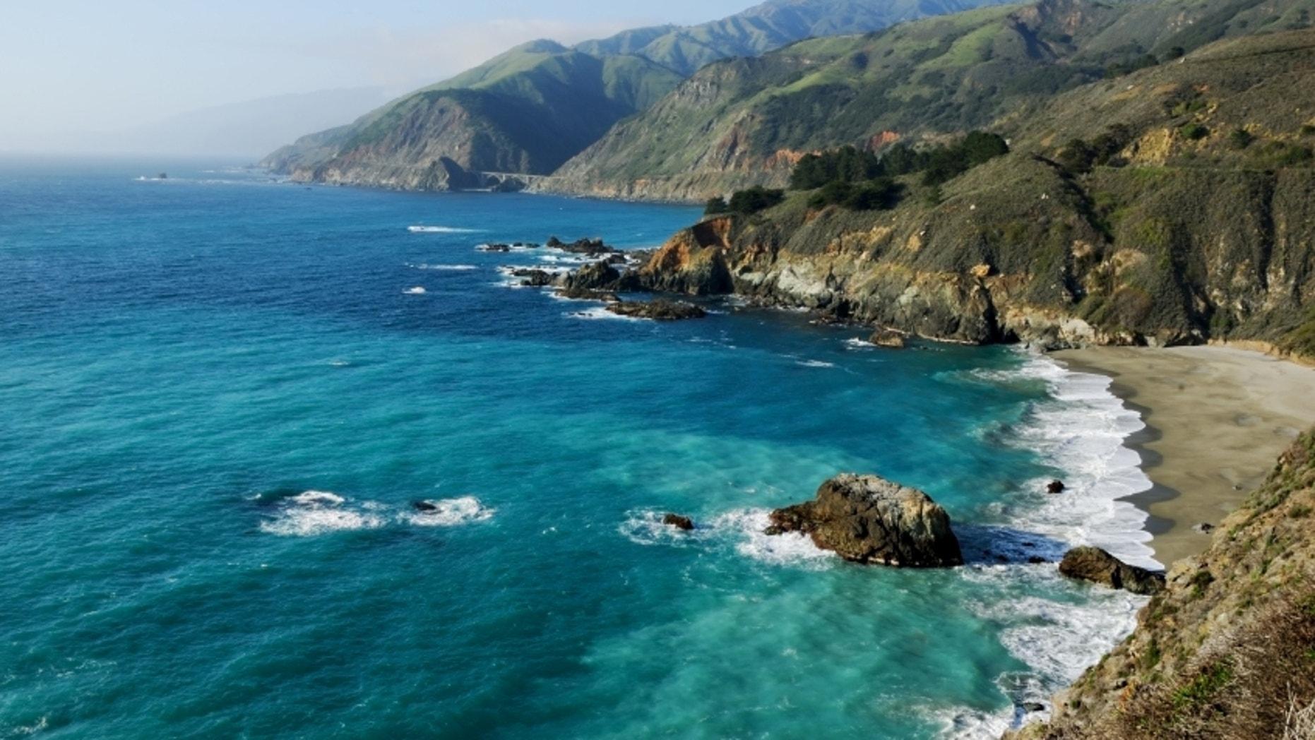 Big Sur, California coastline