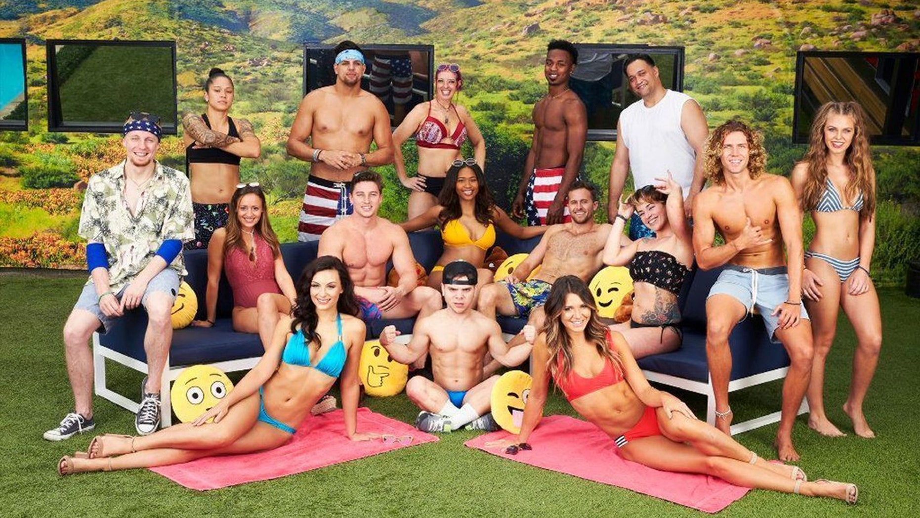 """CBS has vowed further action if contestants on the reality show """"Big Brother"""" continue to engage in """"inappropriate behavior and offensive comments."""""""
