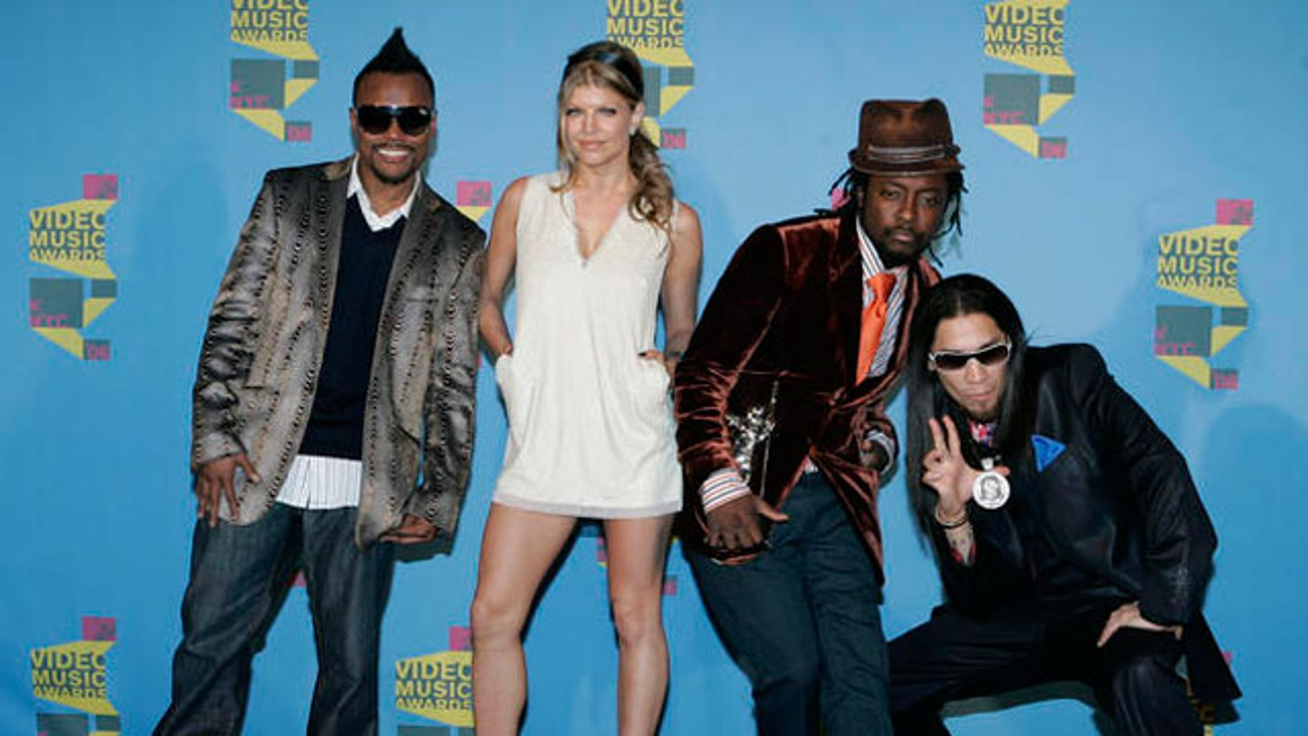 Black Eyed Peas rapper apl.de.ap recently revealed that he is legally blind.