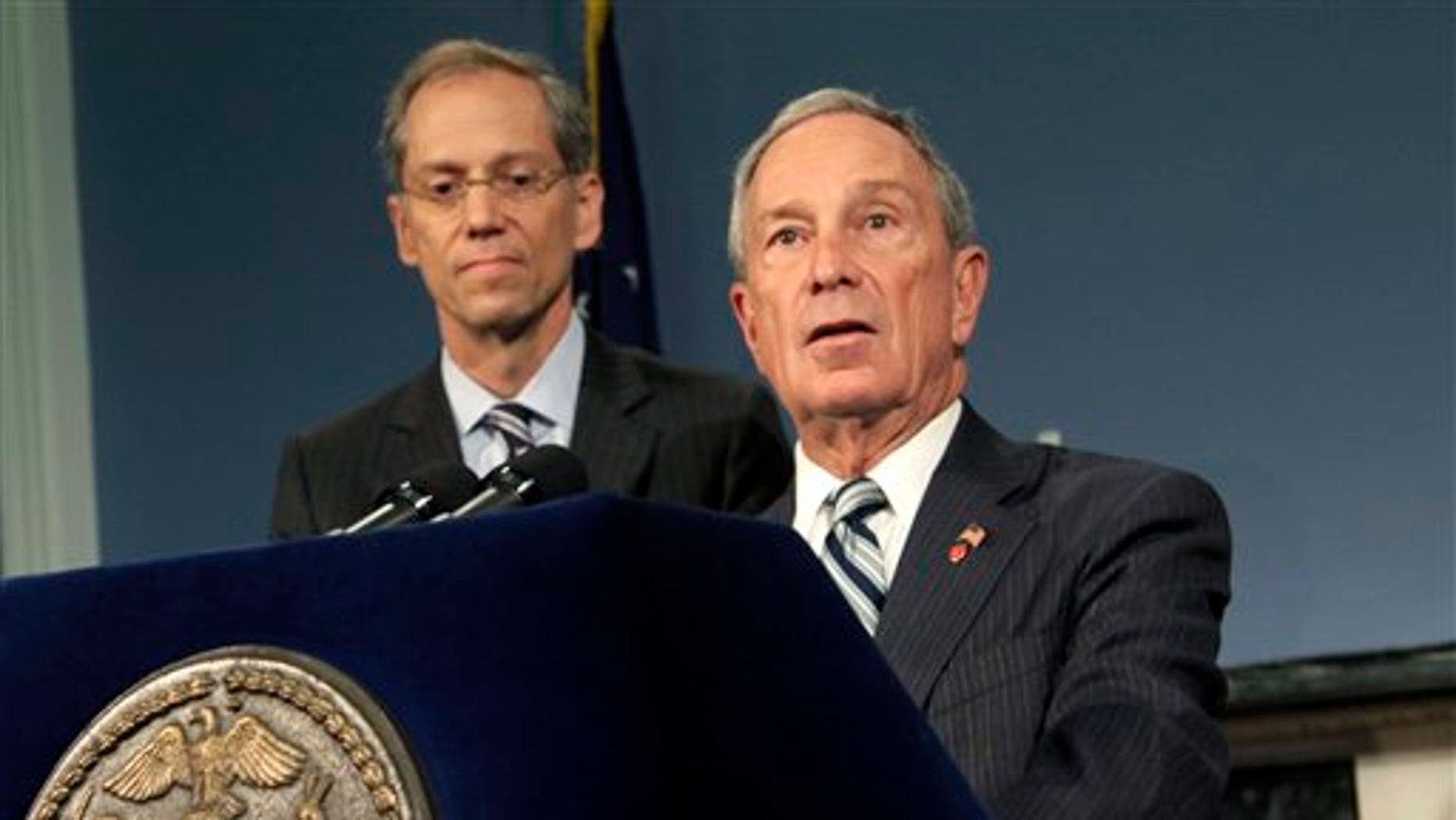 Mayor Michael Bloomberg is ready to remove all fatty foods from public and private hospitals.