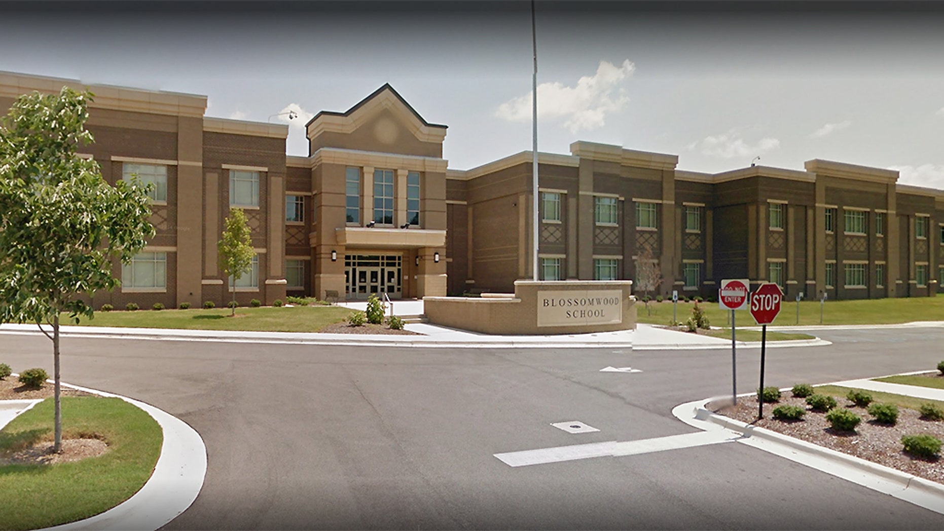 An elementary school student in Alabama allegedly shot himself in the hand after bringing a gun to school.
