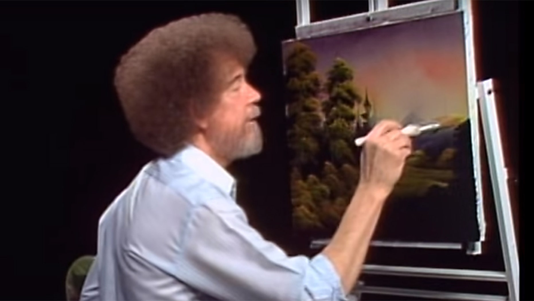 The soothing sounds of late painter Bob Ross will now be incorporated in a sleeping app.