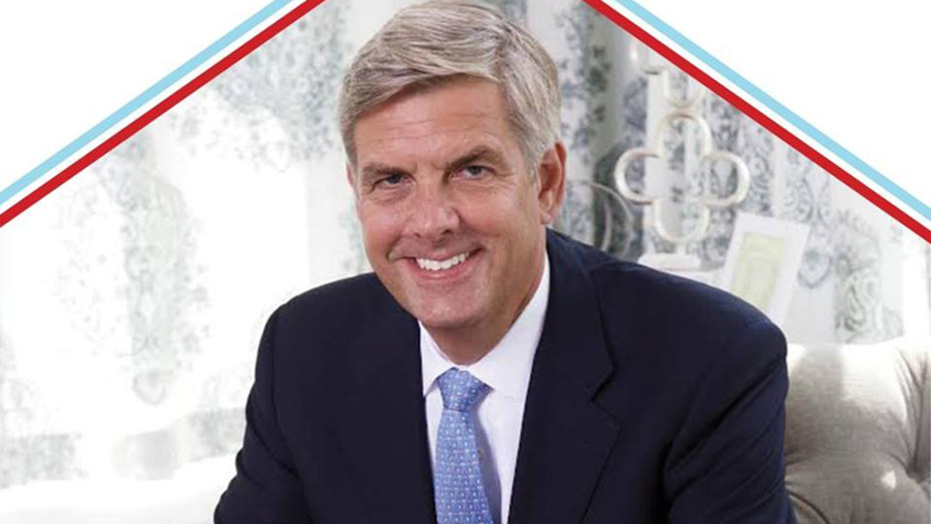 Republican gubernatorial candidate Bob Stefanowski is running on a Trumpian economic policy
