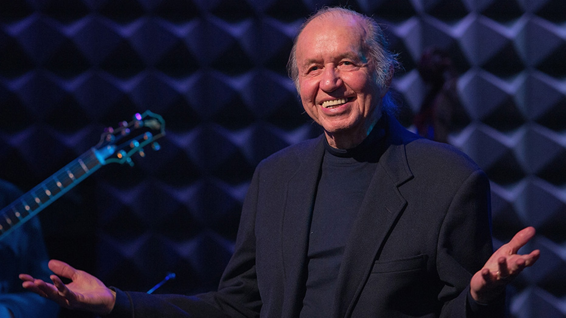 Bob Dorough, pictured here performing at Joe's Pub in 2014, died Monday.