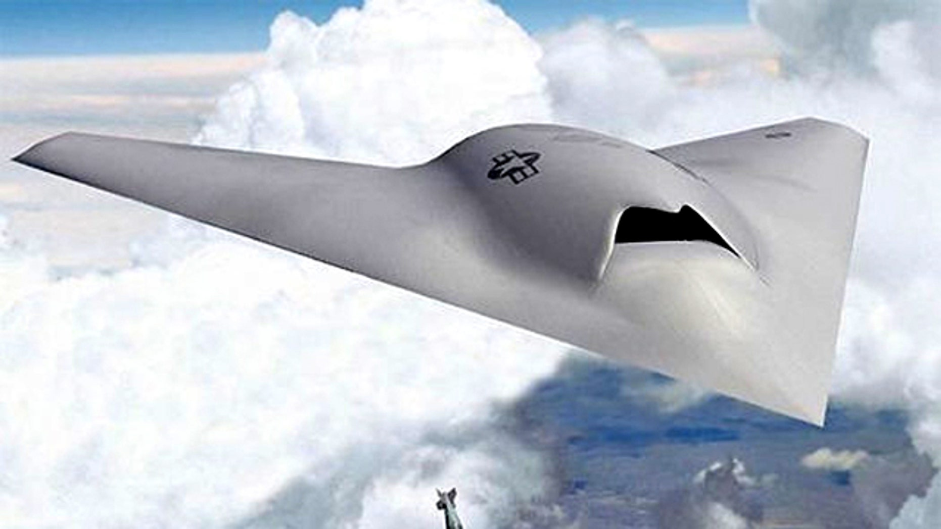 The Boeing Phantom Ray, just one of the dozens of unmanned aerial vehicles currently under development.