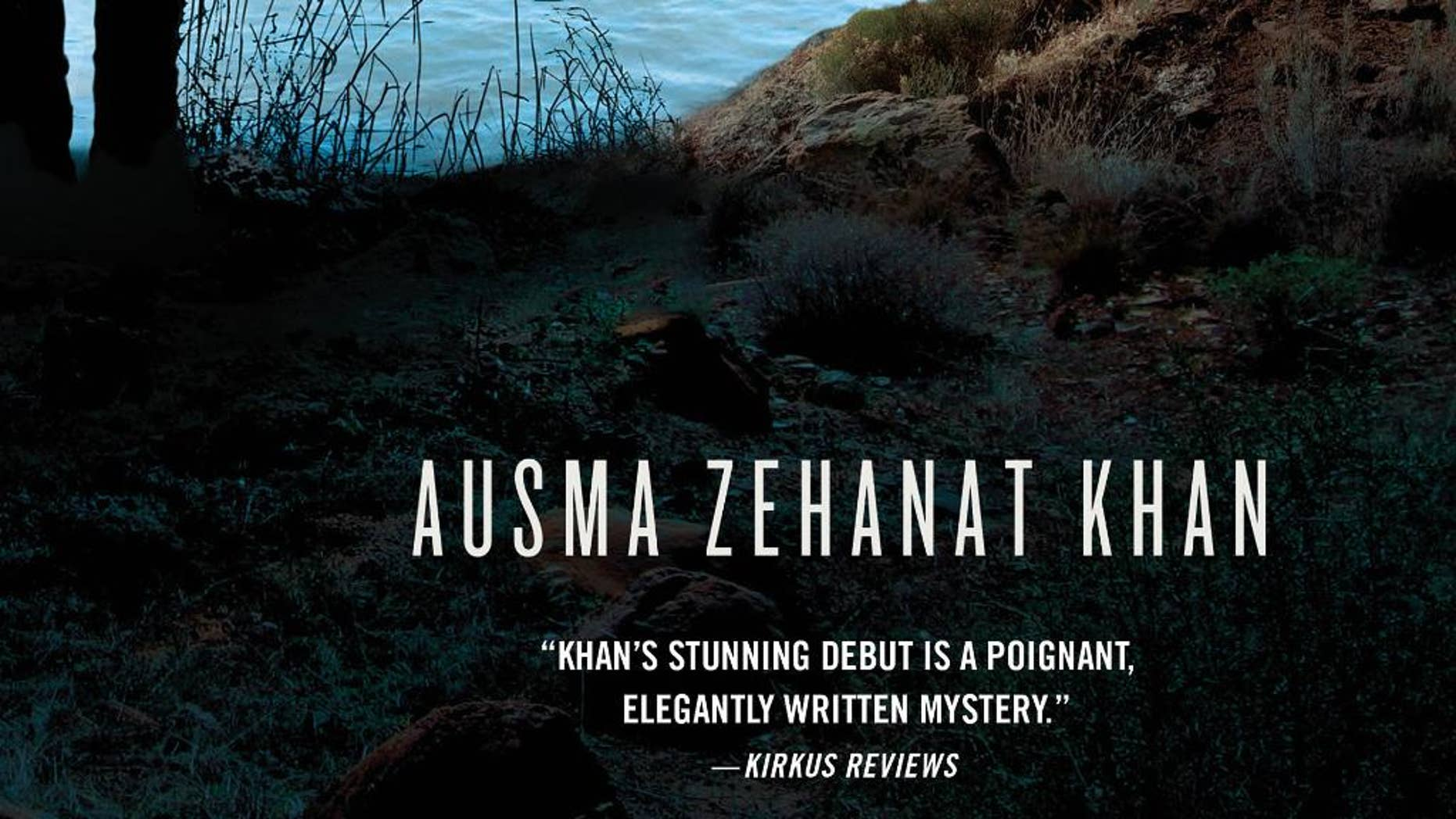 """This photo provided by courtesy of Minotaur Books shows the book cover of """"The Unquiet Dead,"""" by Ausma Zehanat Khan. (AP Photo/Minotaur Books)"""