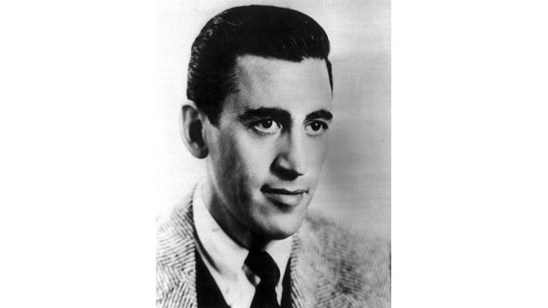 """FILE - A 1951 file photo shows J.D. Salinger, author of """"The Catcher in the Rye"""", """"Nine Stories"""", and """"Franny and Zooey.""""(AP Photo)"""
